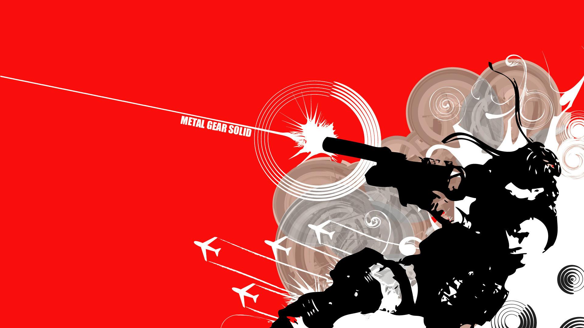 Metal Gear Solid 1080p HD Gaming Wallpaper #2142 HD Game Wallpaper .