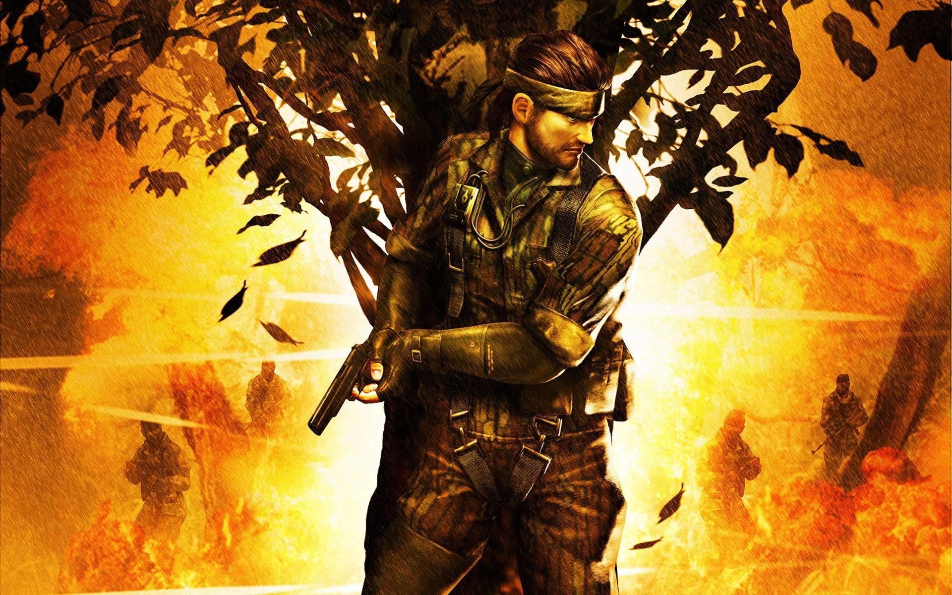 Metal Gear Solid 3 Wallpapers – Full HD wallpaper search