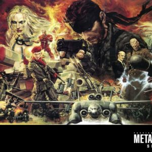 Metal Gear Solid Wallpaper 1080p