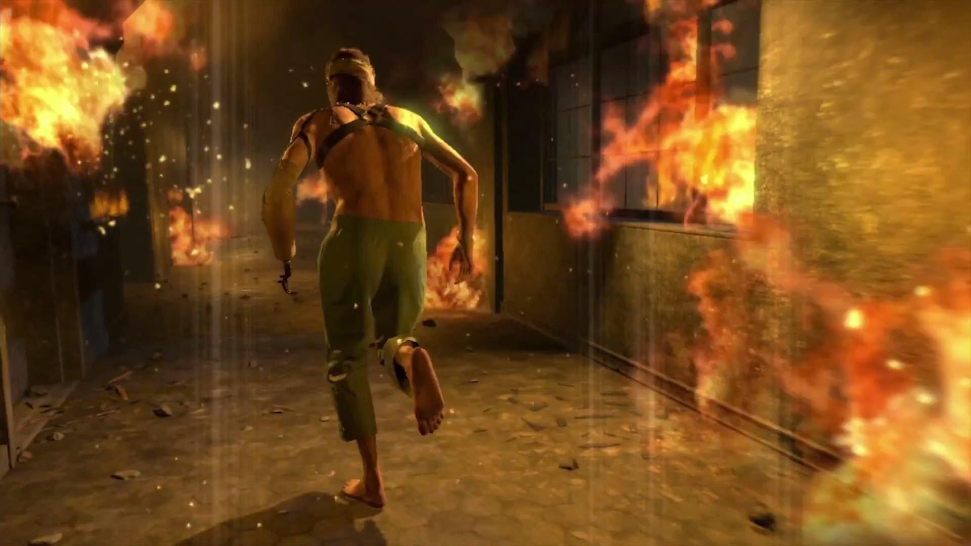The Phantom Pain (Metal Gear Solid 5) 'Debut Trailer' [1080p] TRUE-HD  QUALITY – YouTube