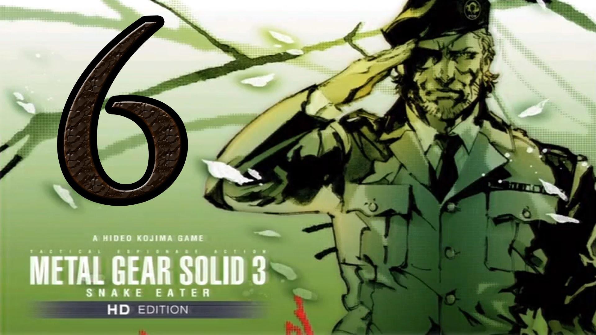 "Metal Gear Solid 3: Snake Eater // Capitulo 6: ""La Unidad Cobra"" – YouTube"