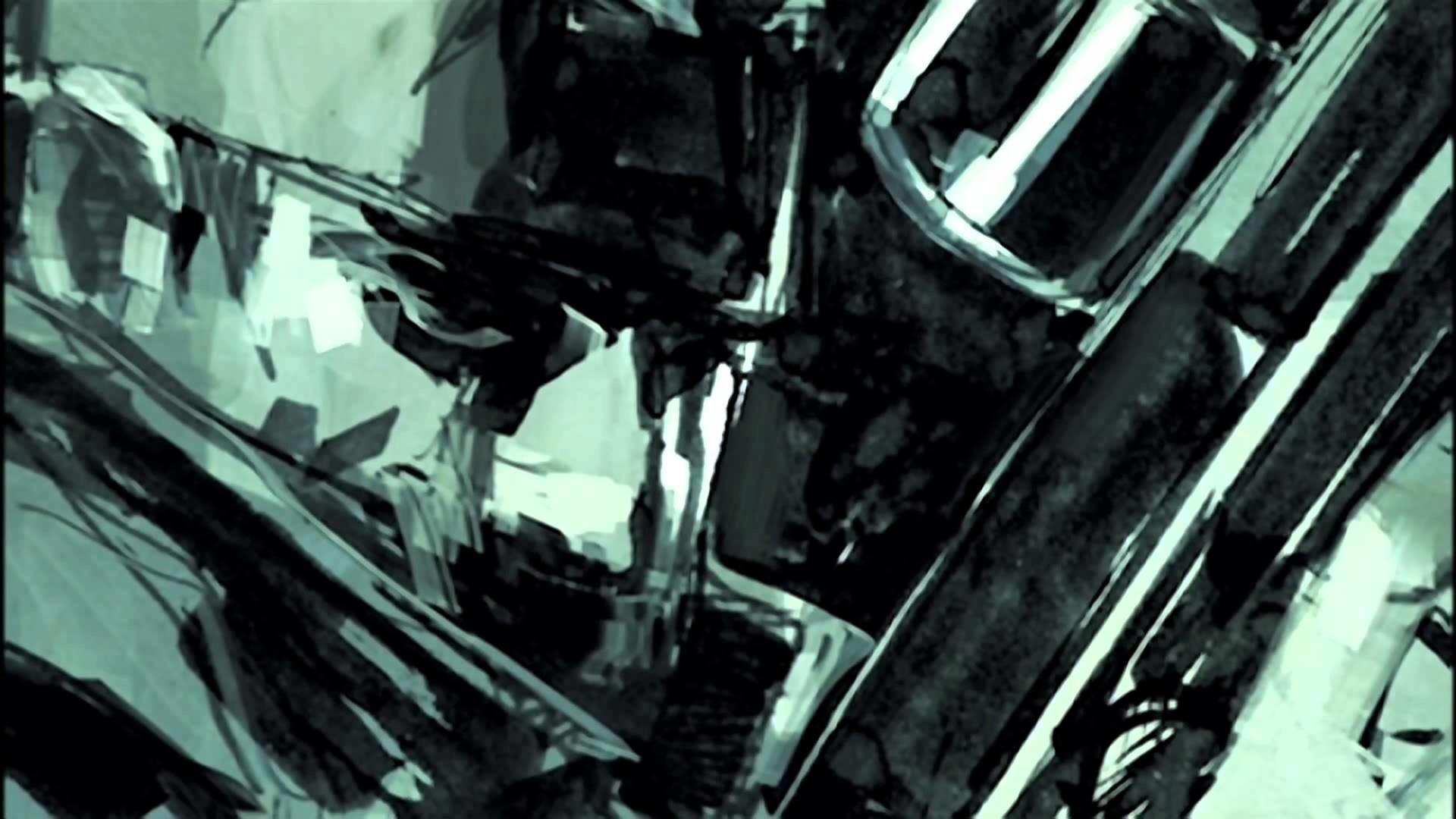 Metal Gear Solid Digital Graphic Novel (HD Legacy Version) [1080p] – YouTube