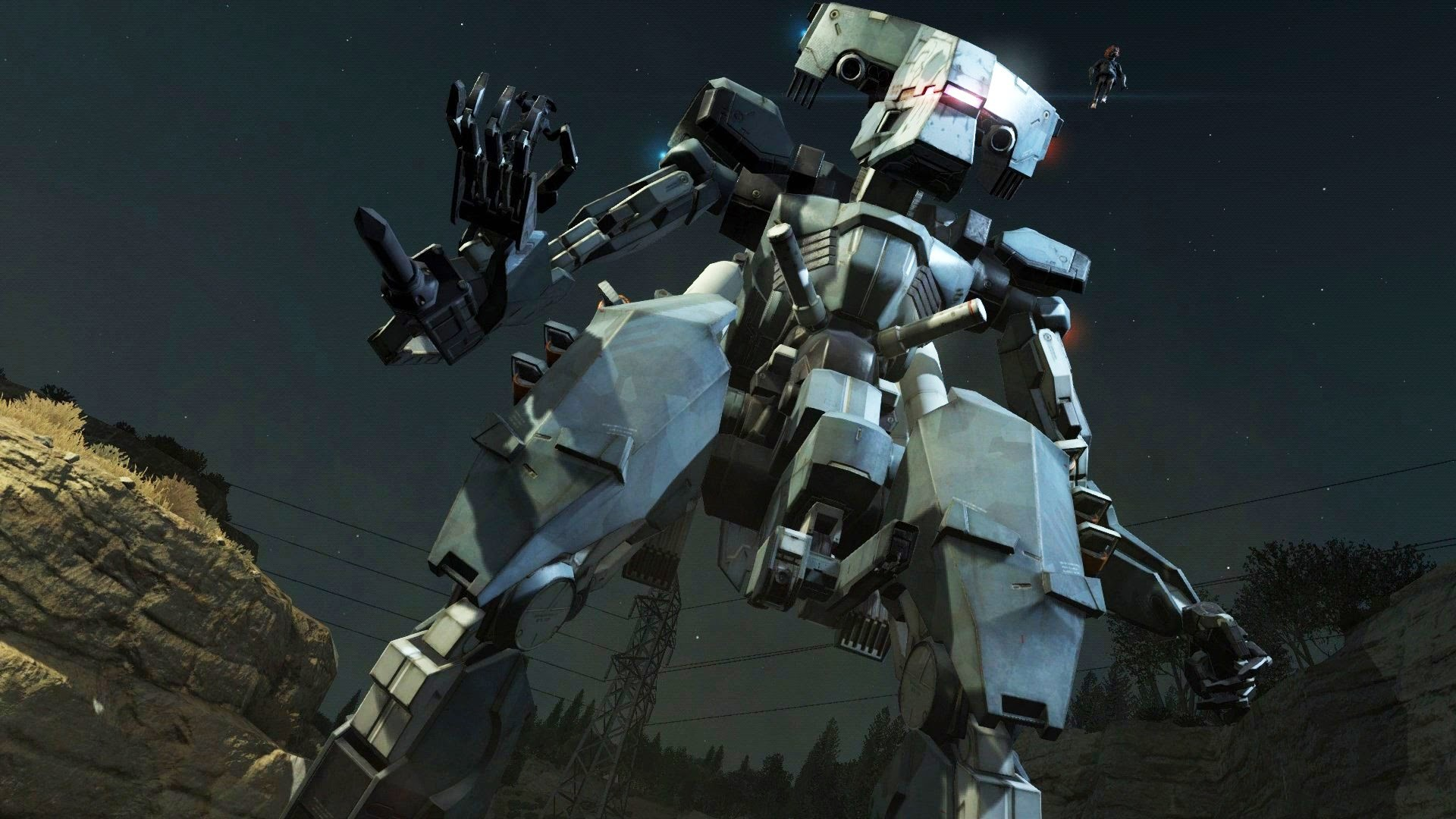 Metal Gear Solid 5: Sahelanthropus (1st Encounter) Boss Fight (1080p 60fps)  – YouTube