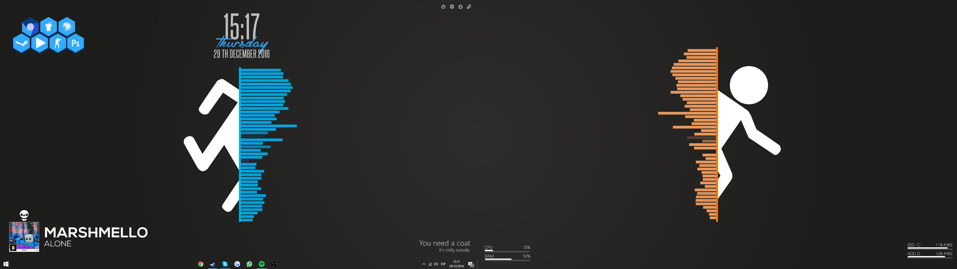 ShowcasePortal wallpaper dual monitor …