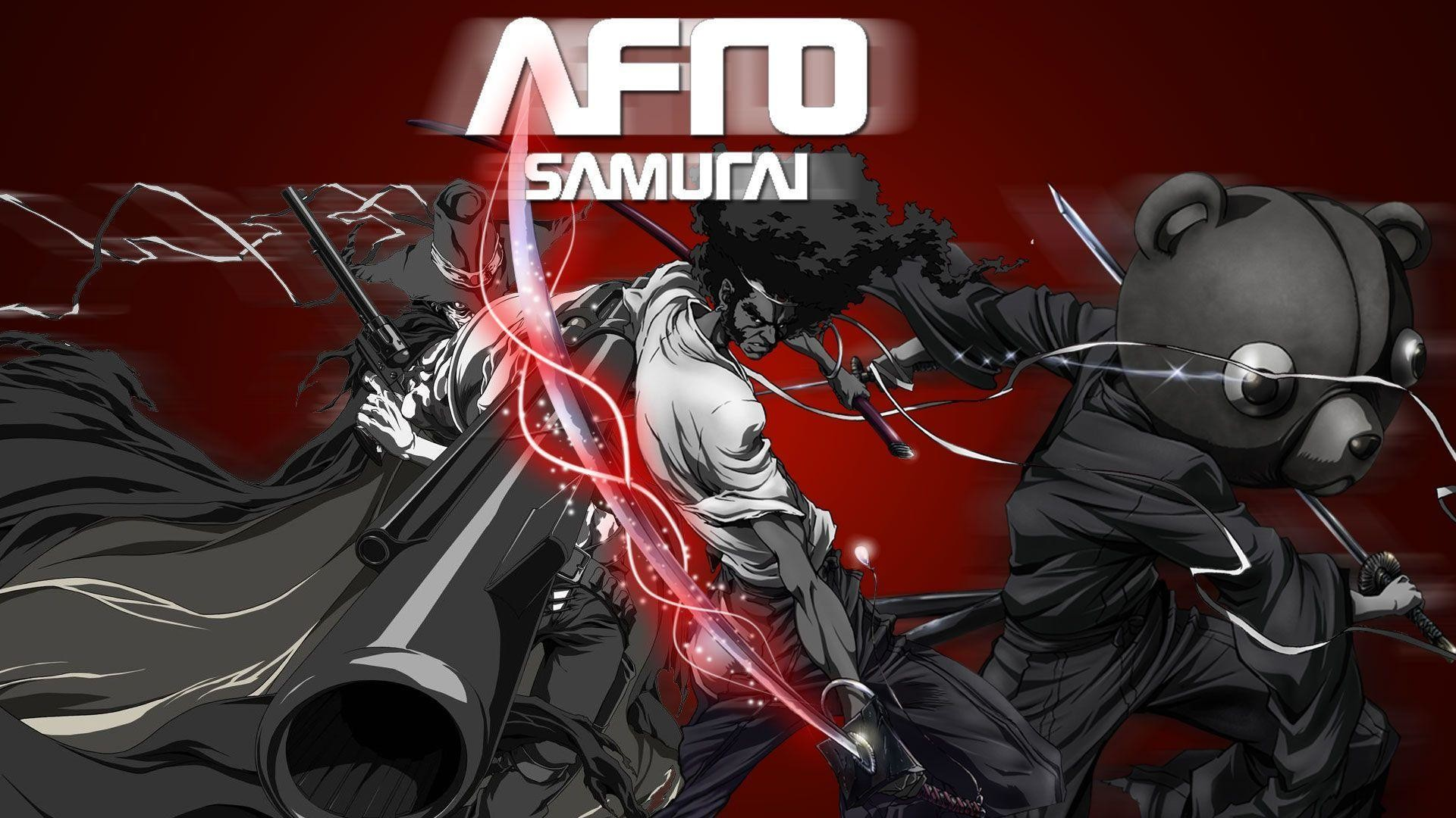 Afro Samurai Wallpaper Wide or HD | Anime Wallpapers