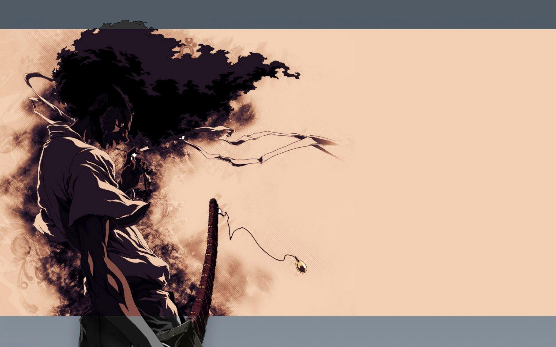 … Afro Samurai