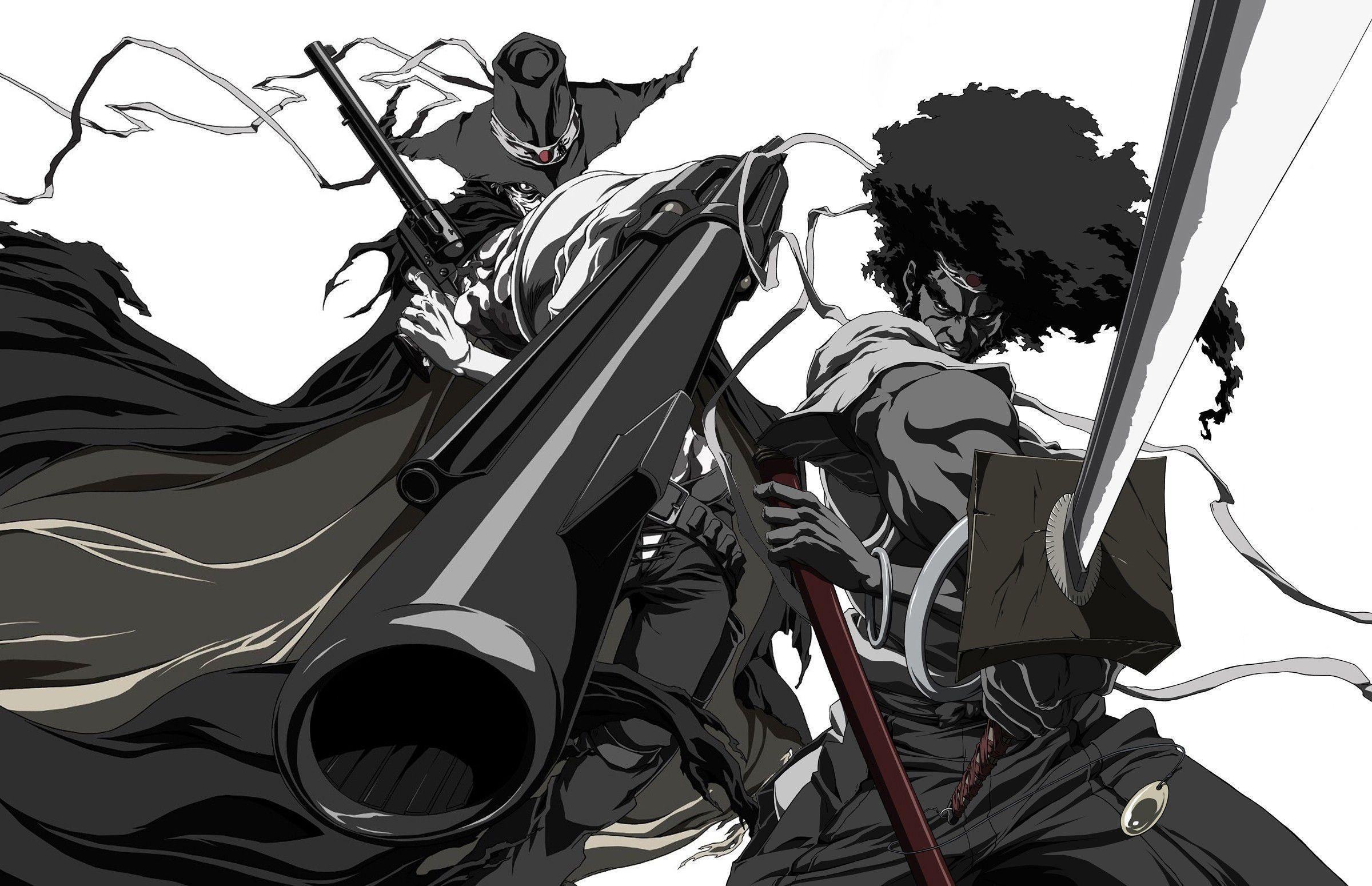 … Afro Samurai High Definition Wallpapers …