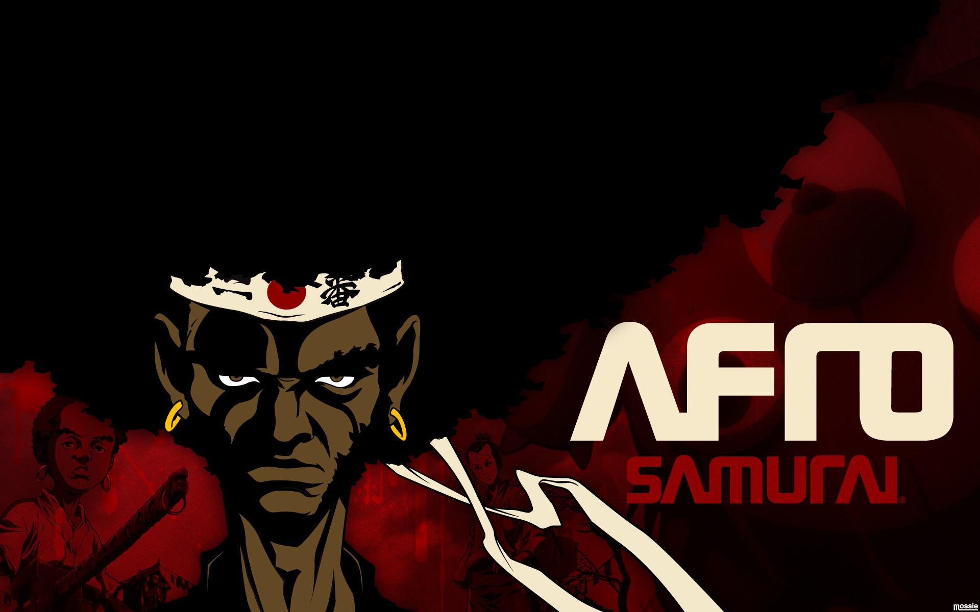 Feared Afro Samurai Desktop Background. Download …