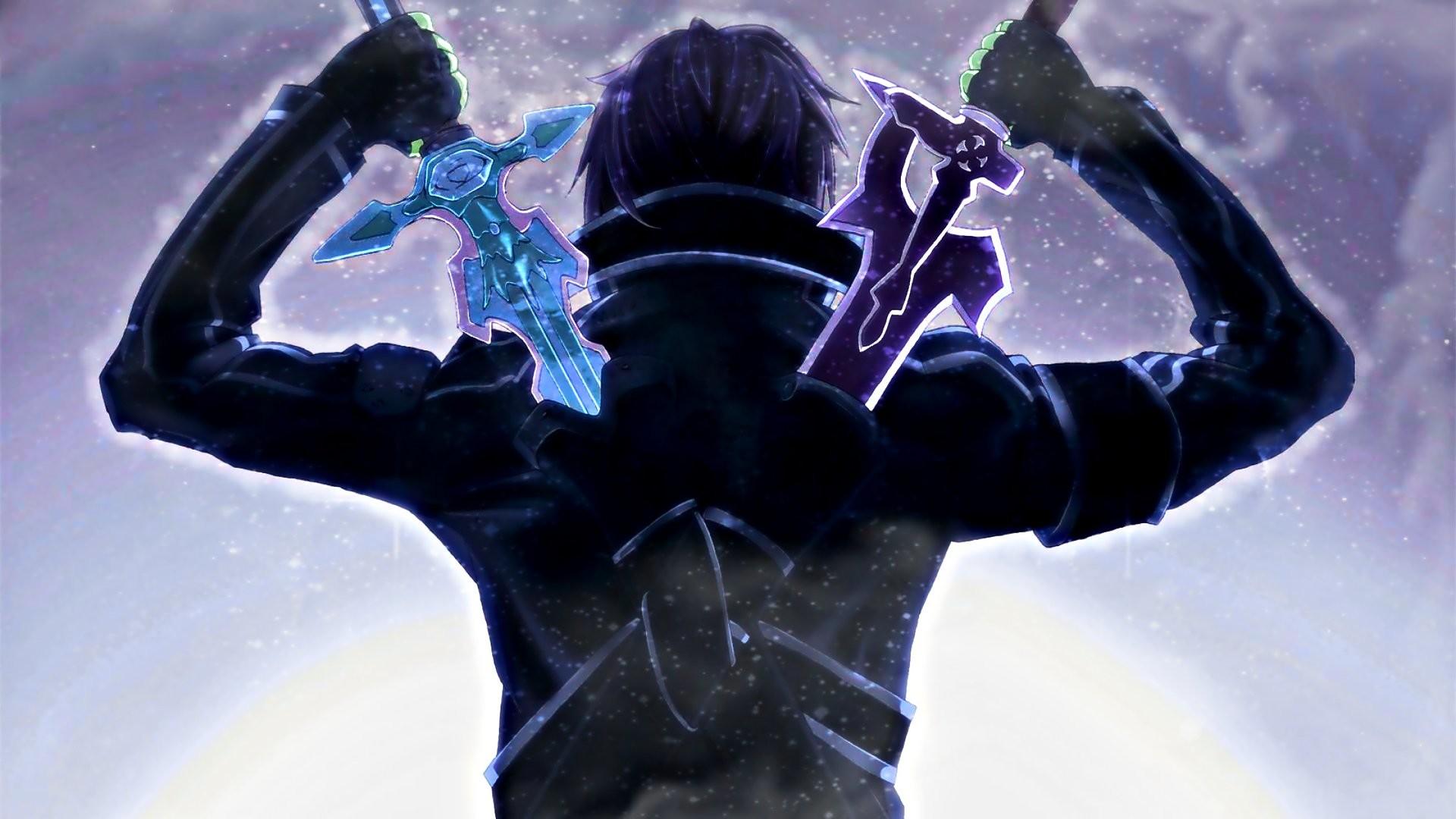 Kirito Sword Art Online · HD Wallpaper   Background ID:525926