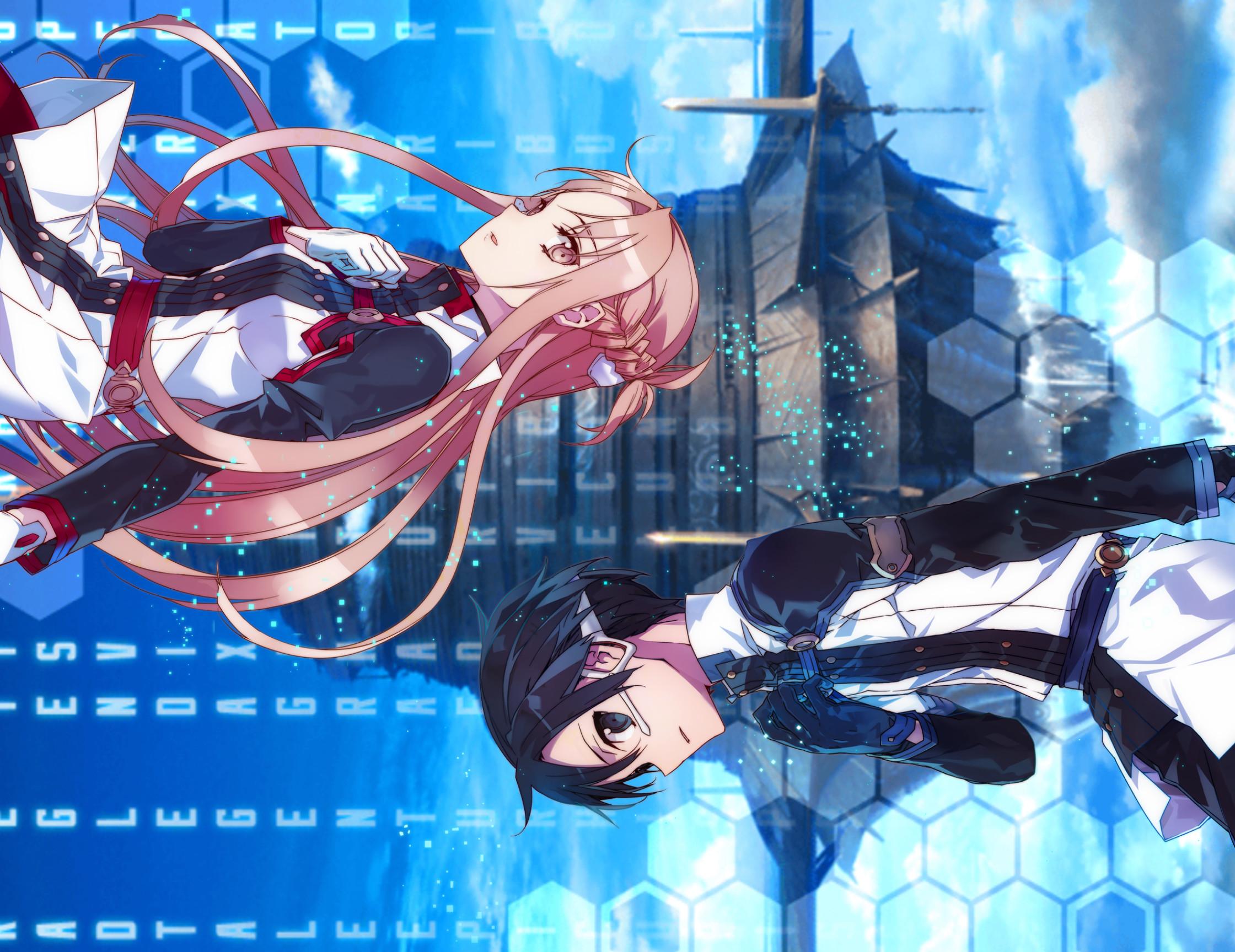 … Sword Art Online Ordinal Scale · HD Wallpaper   Background ID:791946