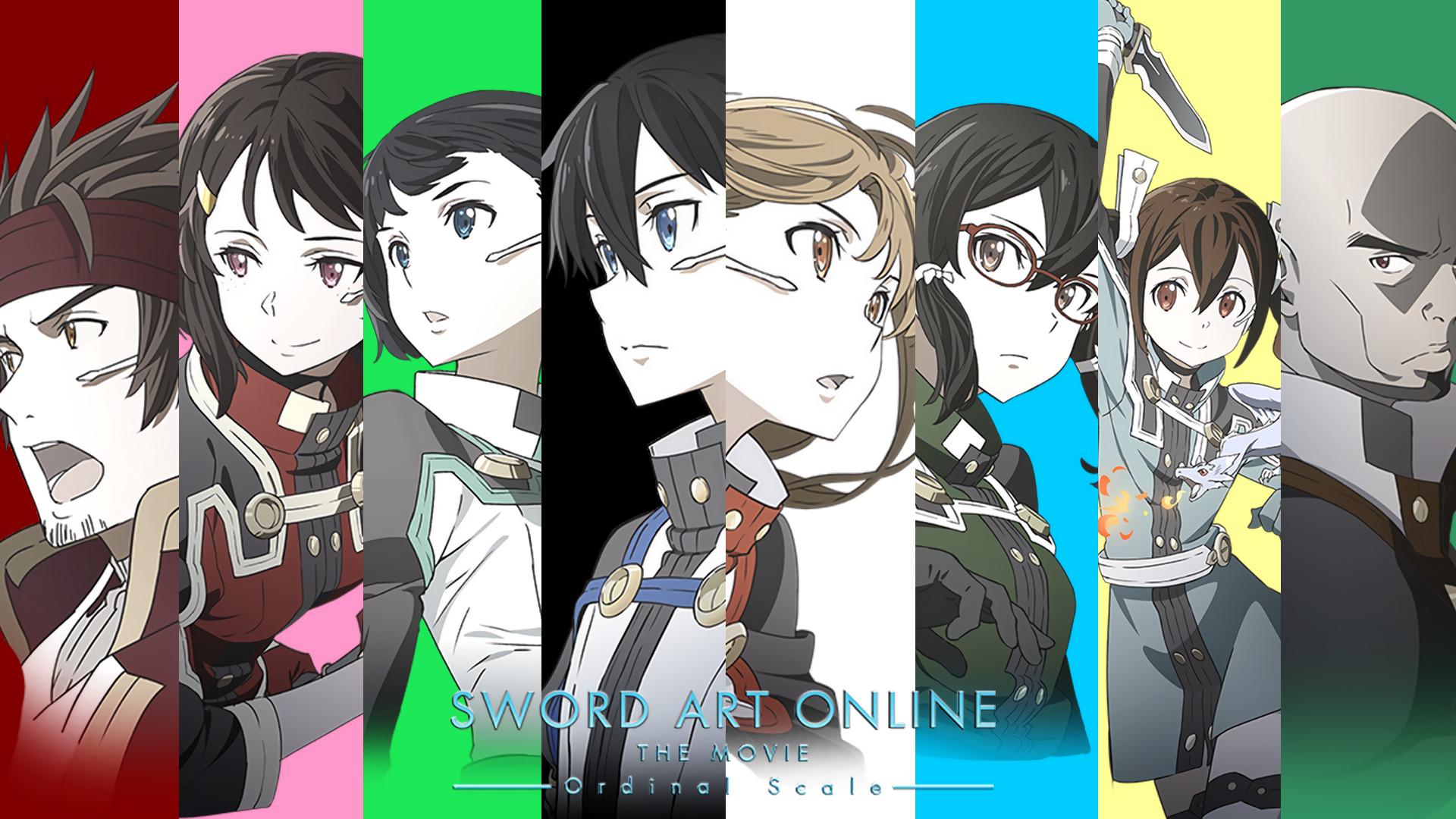 Anime – Sword Art Online Movie: Ordinal Scale Suguha Kirigaya Silica (Sword  Art Online