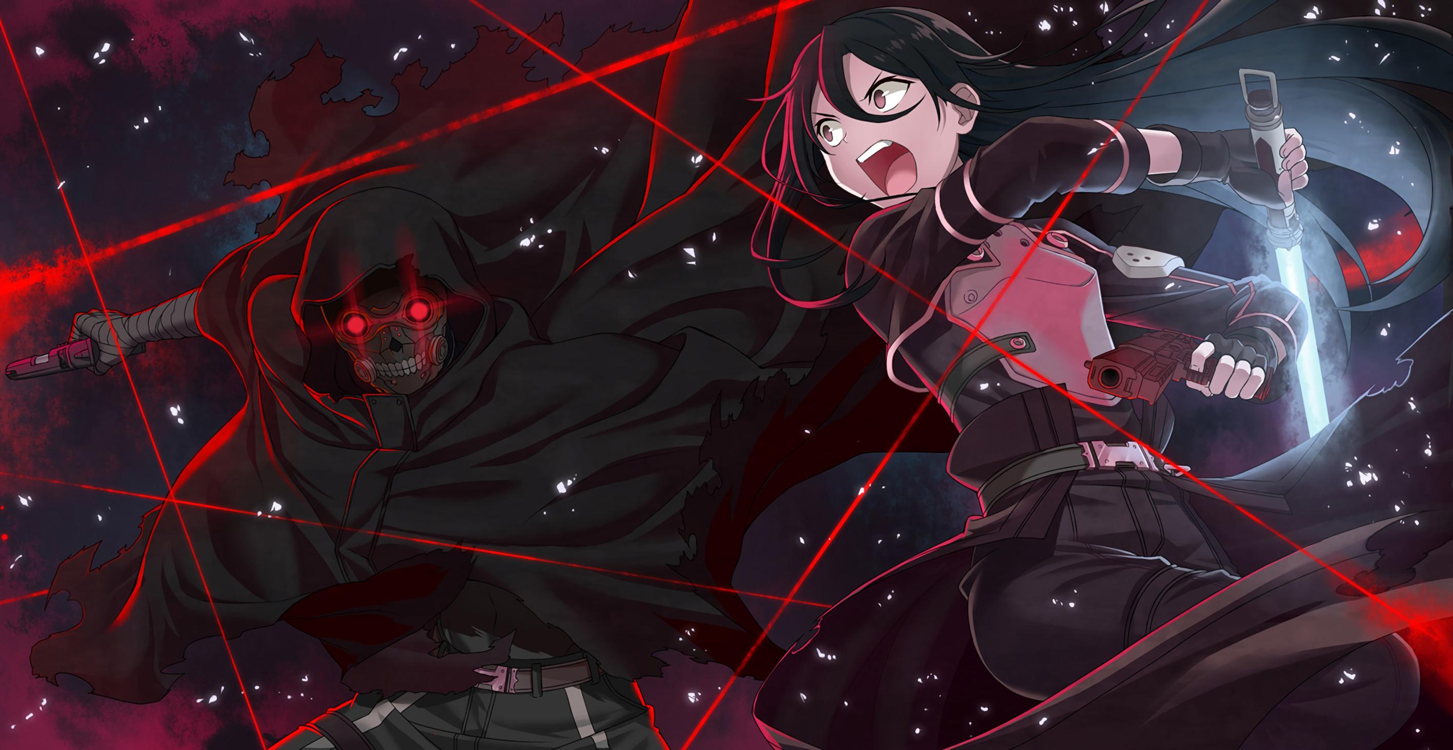 … Sword Art Online II · HD Wallpaper   Background ID:632525