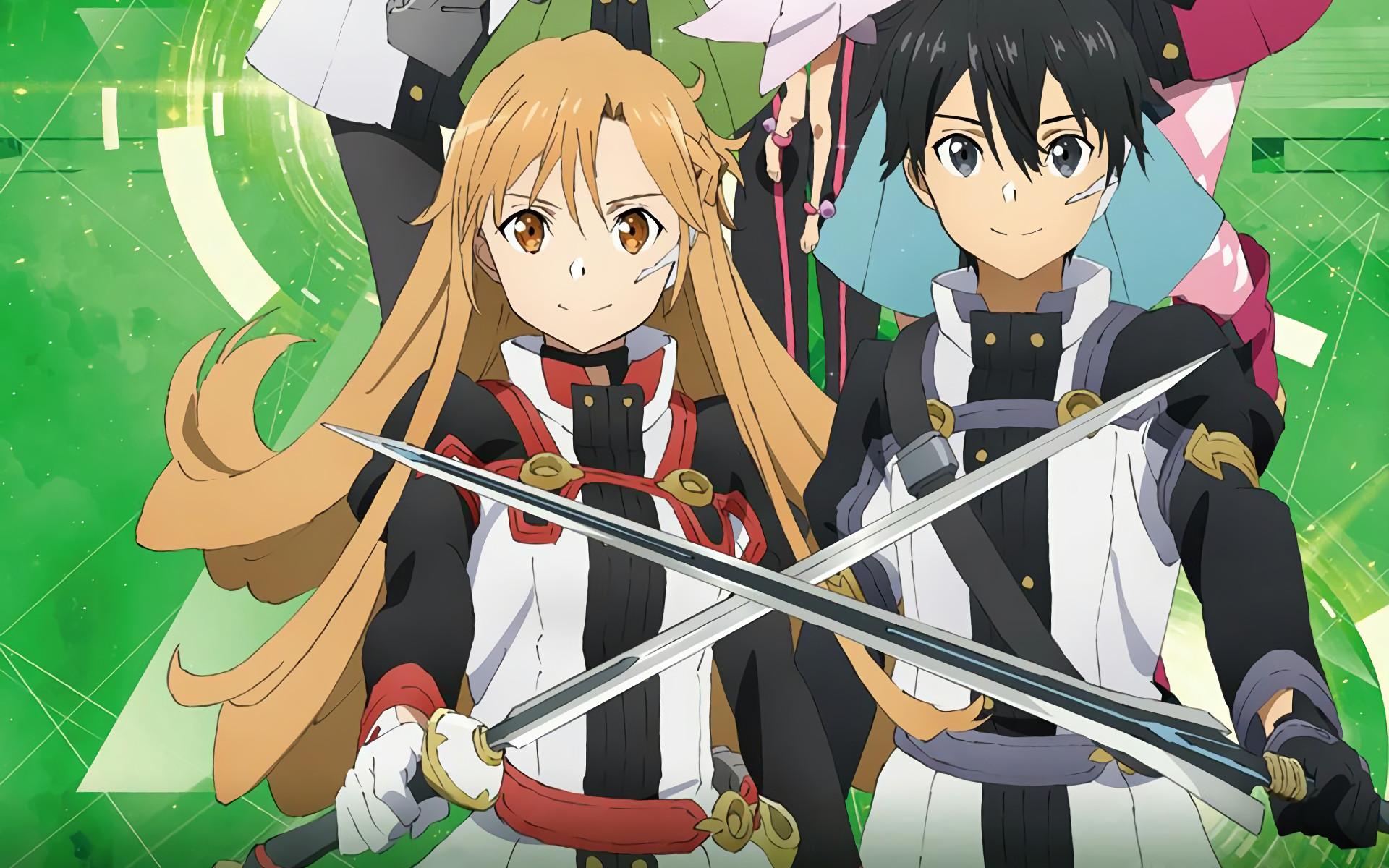 … Sword Art Online Ordinal Scale · HD Wallpaper   Background ID:800213