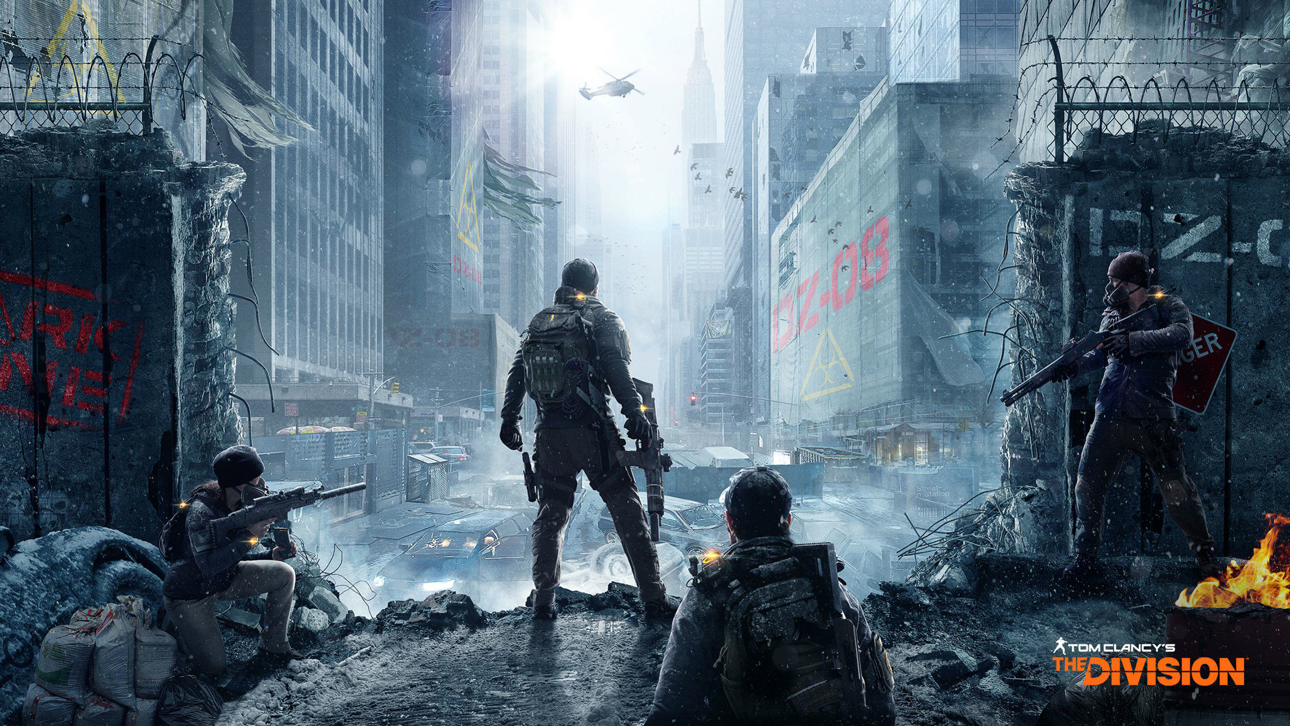 Tom Clancy's The Division · HD Wallpaper | Background ID:602603