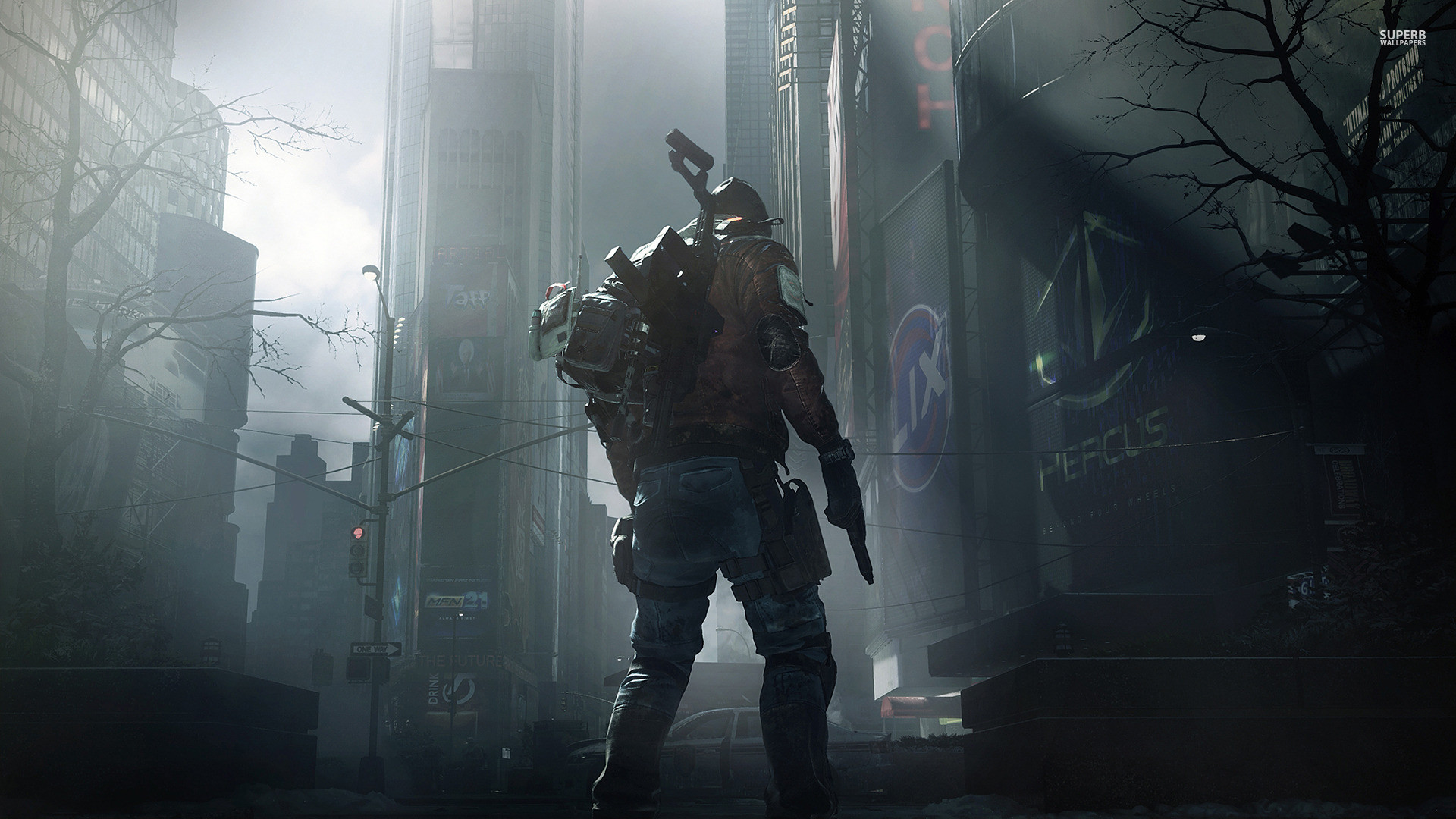 2016 Tom Clancys The Division Game