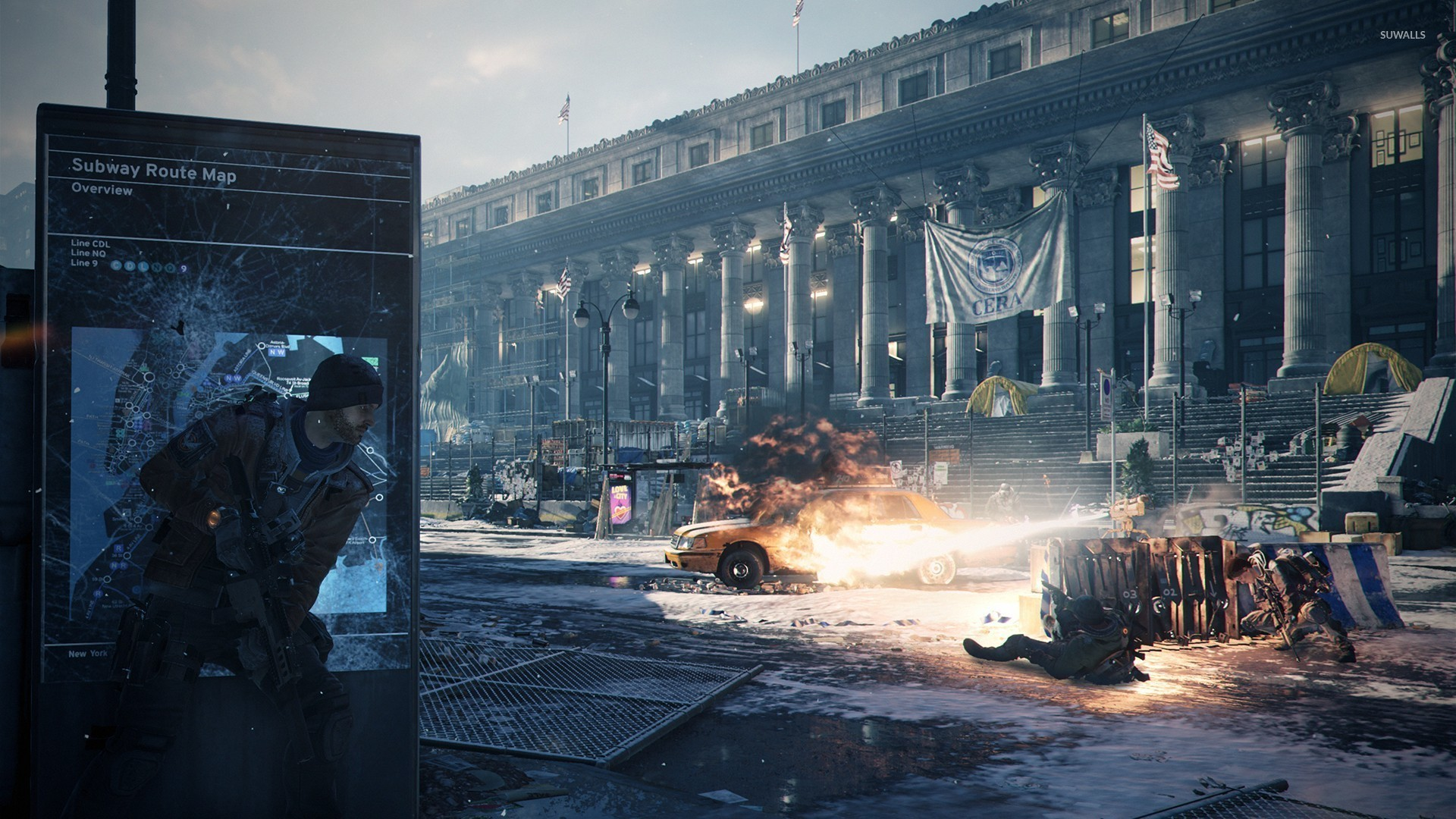Tom Clancy's The Division [15] wallpaper jpg
