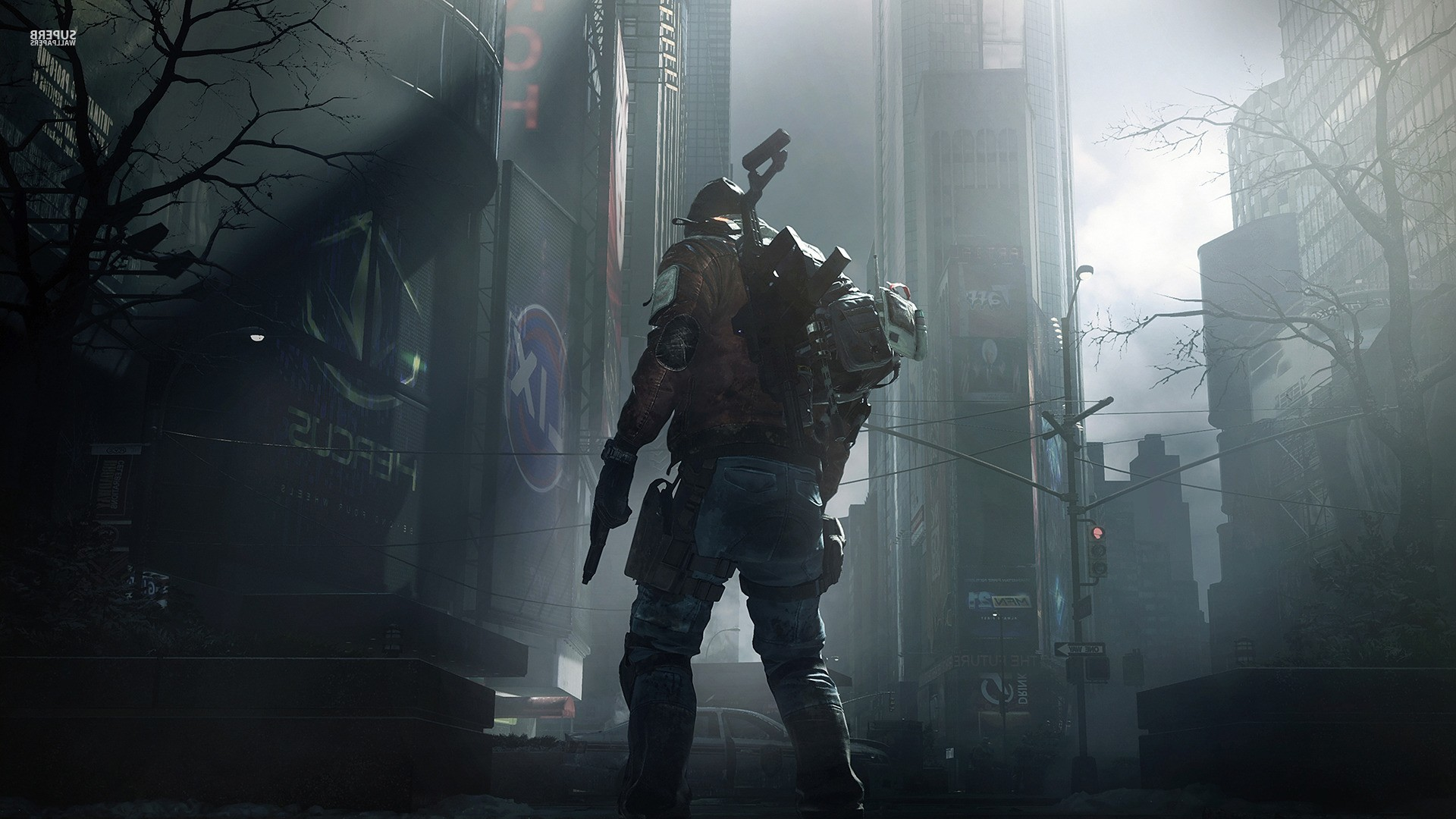 Tom Clancys The Division Game 2048×1152 Resolution
