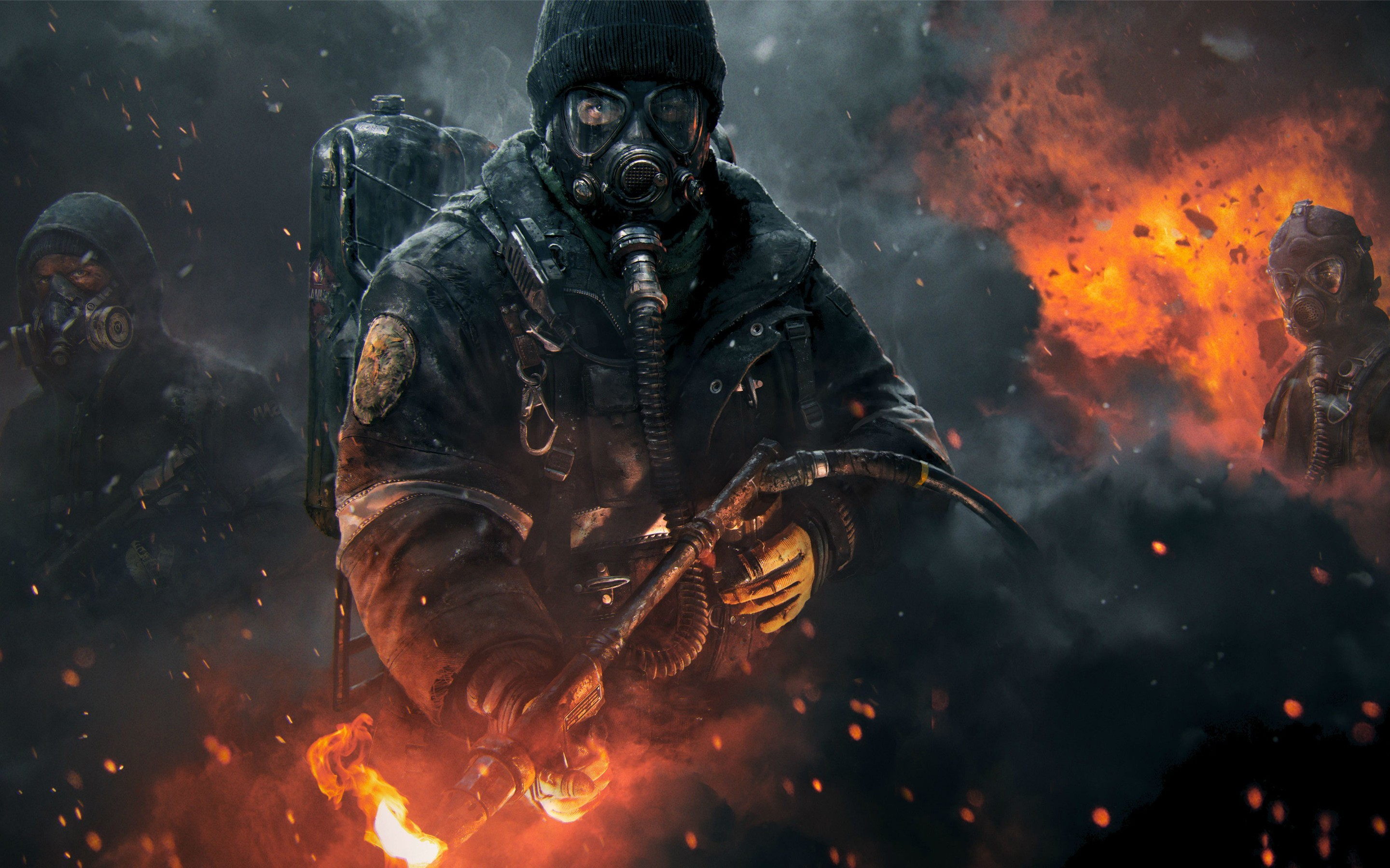 Tom Clanycs The Division