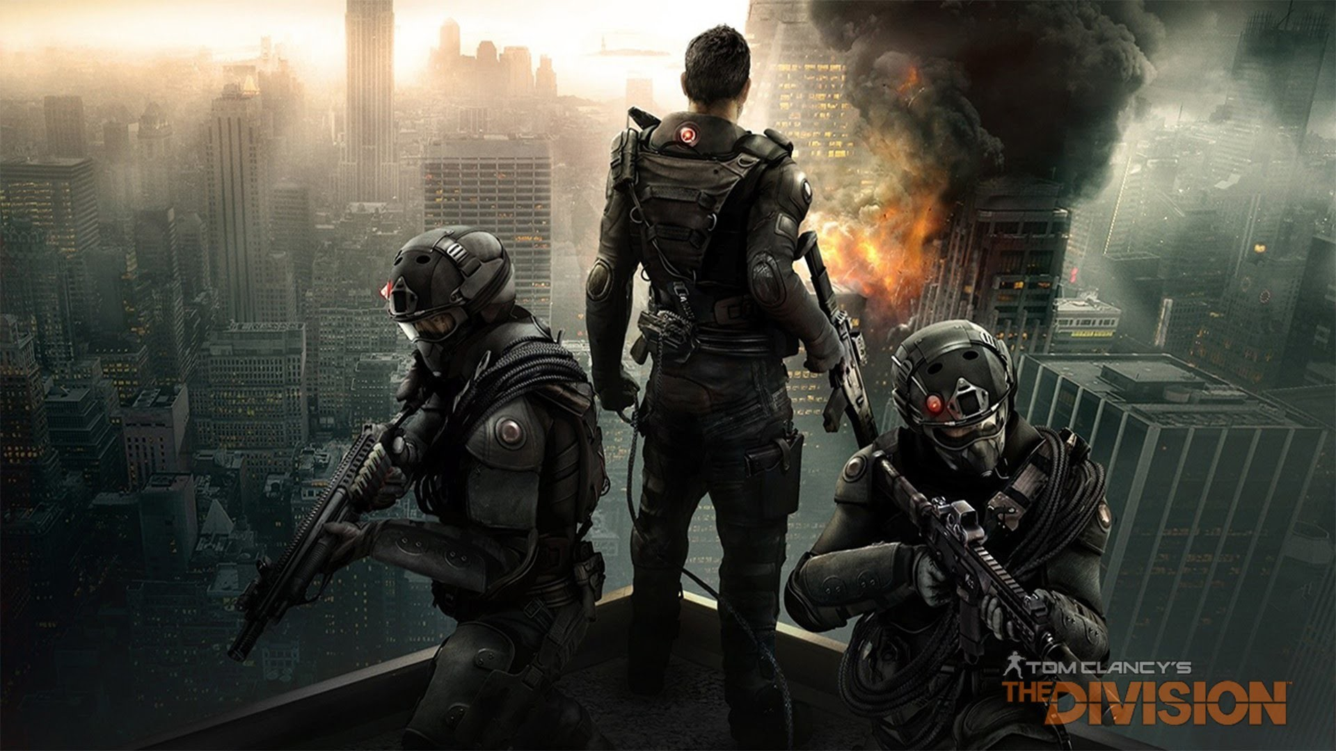 Download Original Size. ,. The Division Rooftop firefight …
