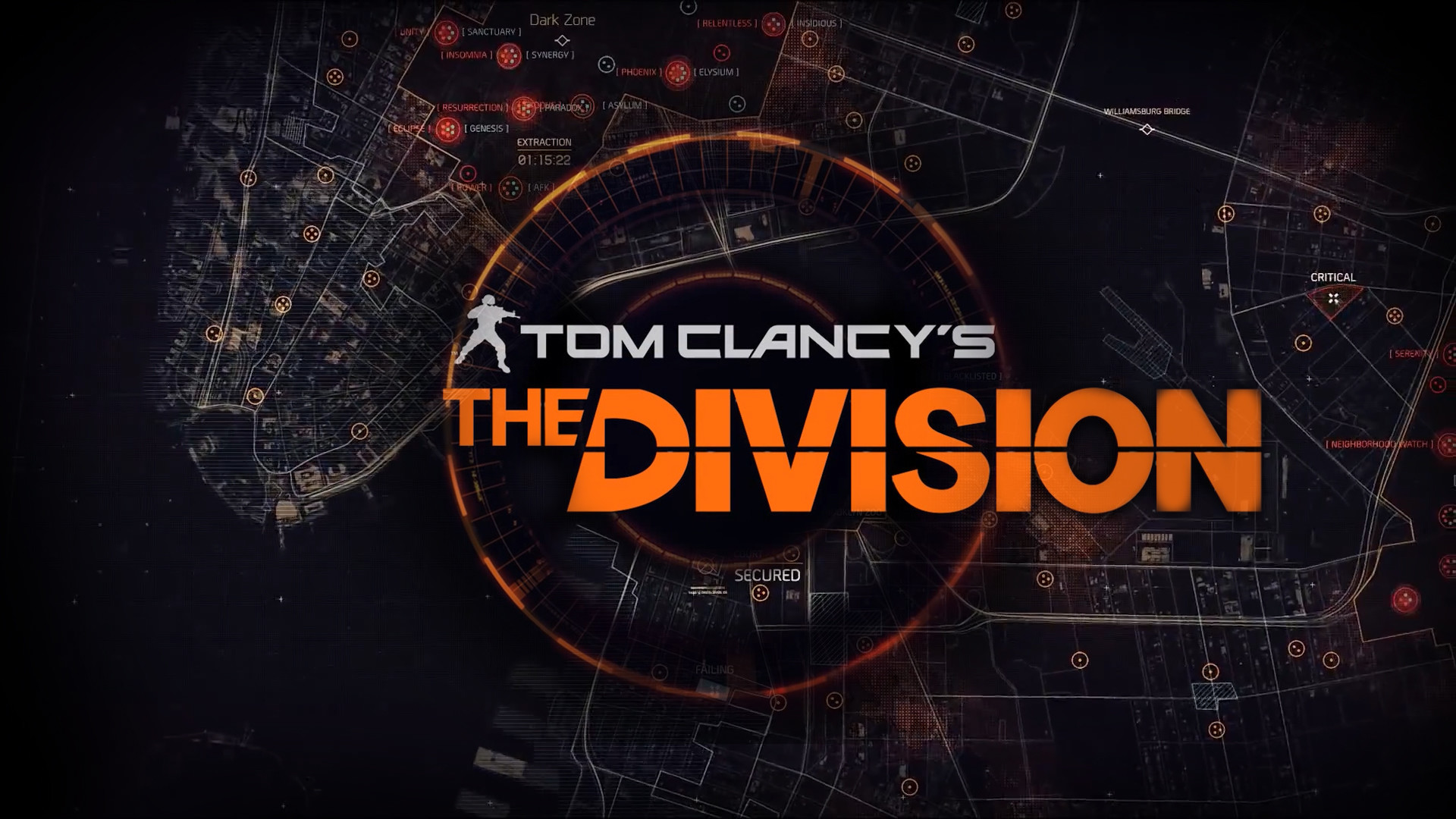 Tom Clancy's The Division Computer Wallpaper