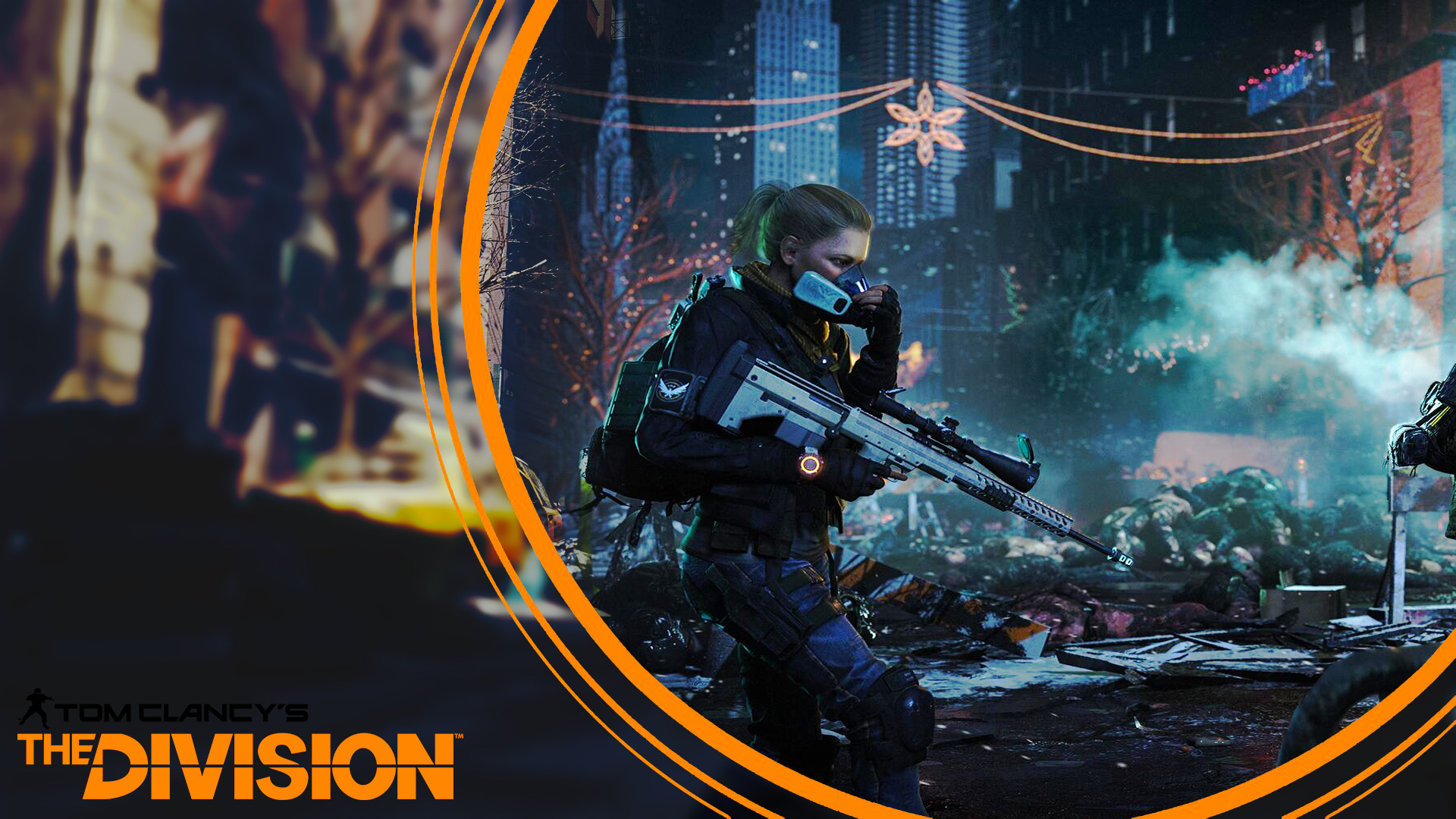 The Division Desktop Wallpaper by Xxplosions The Division Desktop Wallpaper  by Xxplosions