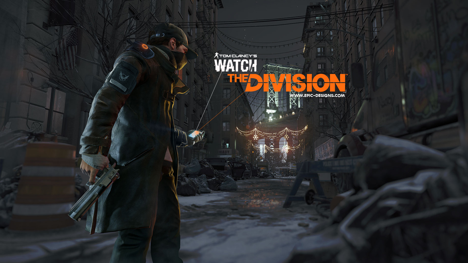 Watch the division wallpaper by EpicDesignsNL Watch the division wallpaper  by EpicDesignsNL