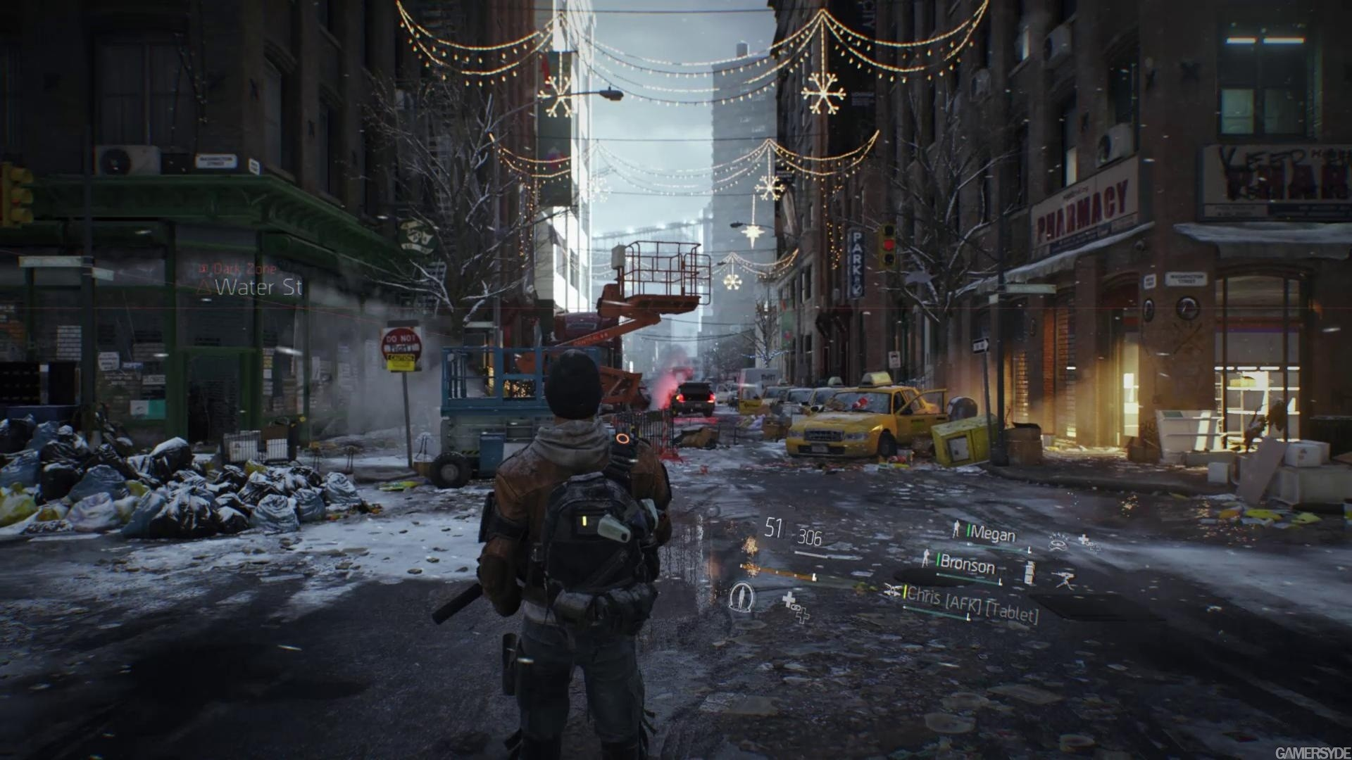 Tom Clancys the Division Wallpaper HD 1920×1080 | Geekery | Pinterest |  Division