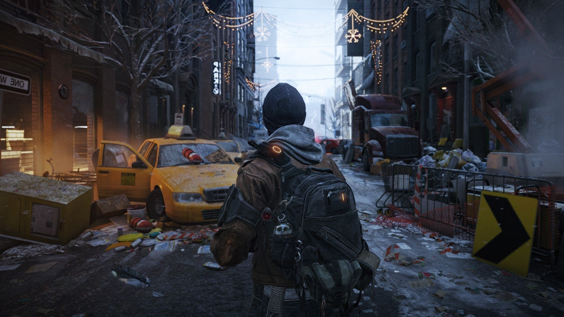 Tom Clanycs The Division Video Game