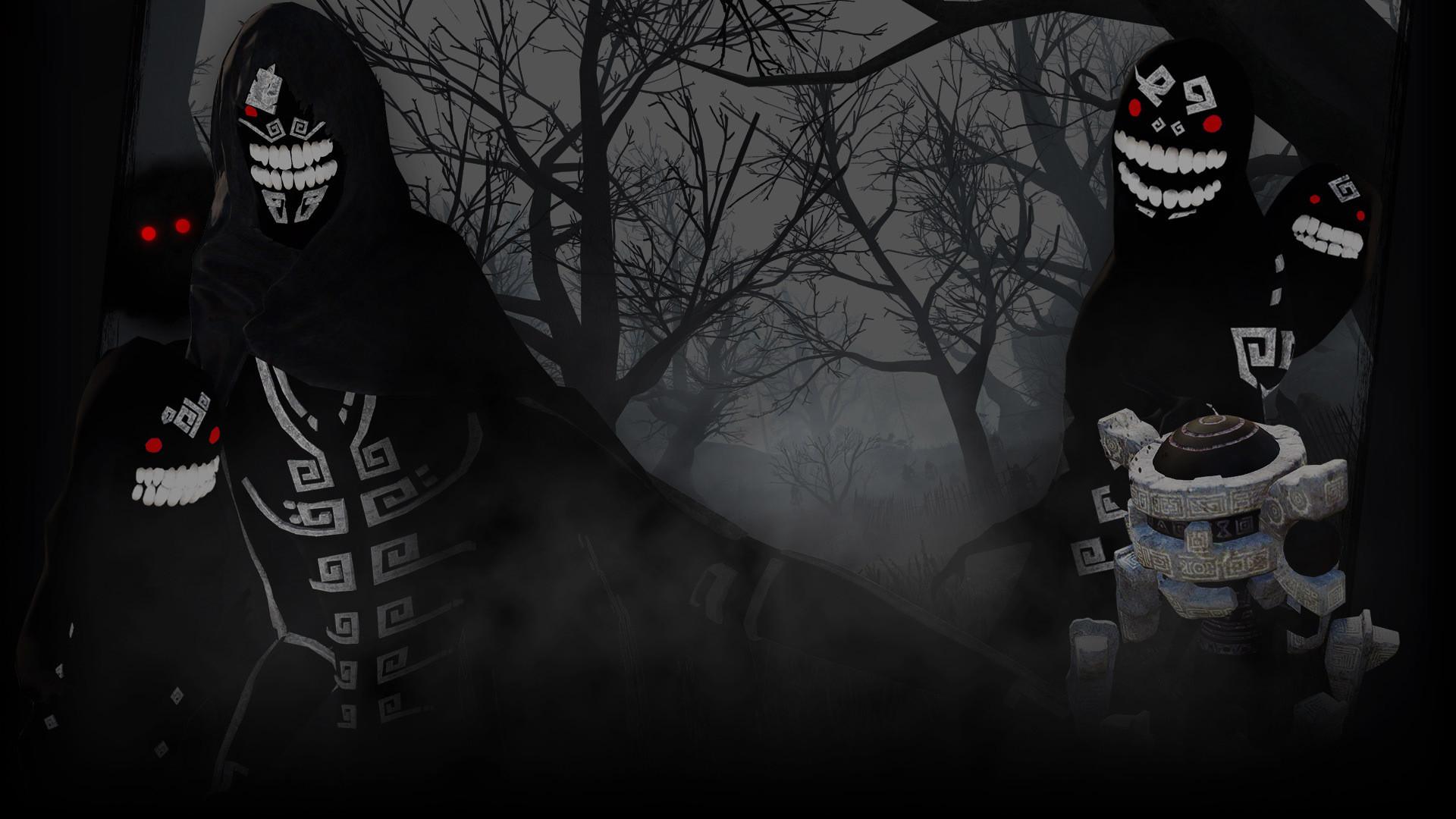 Video Game – Black Desert Online Black Spirit (Black Desert Online)  Wallpaper