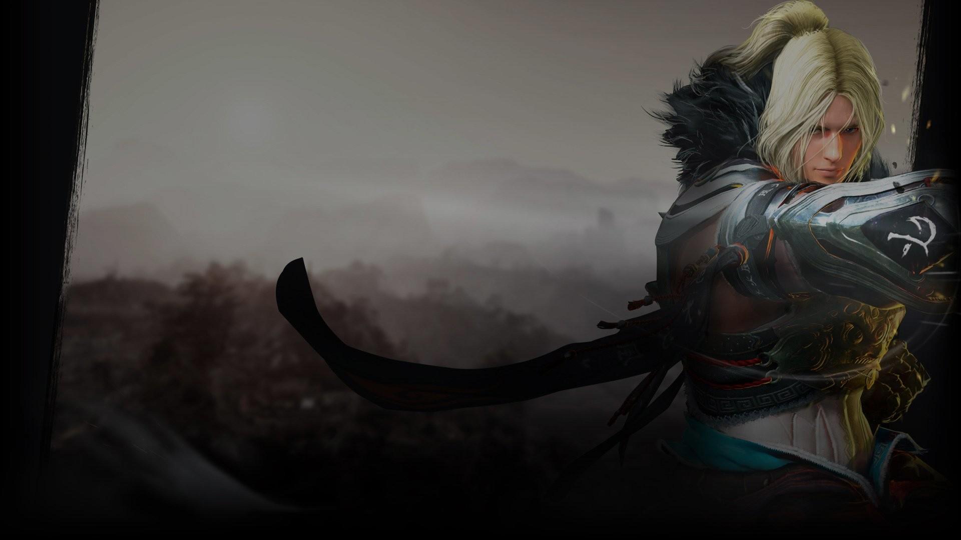 Video Game – Black Desert Online Striker (Black Desert Online) Wallpaper