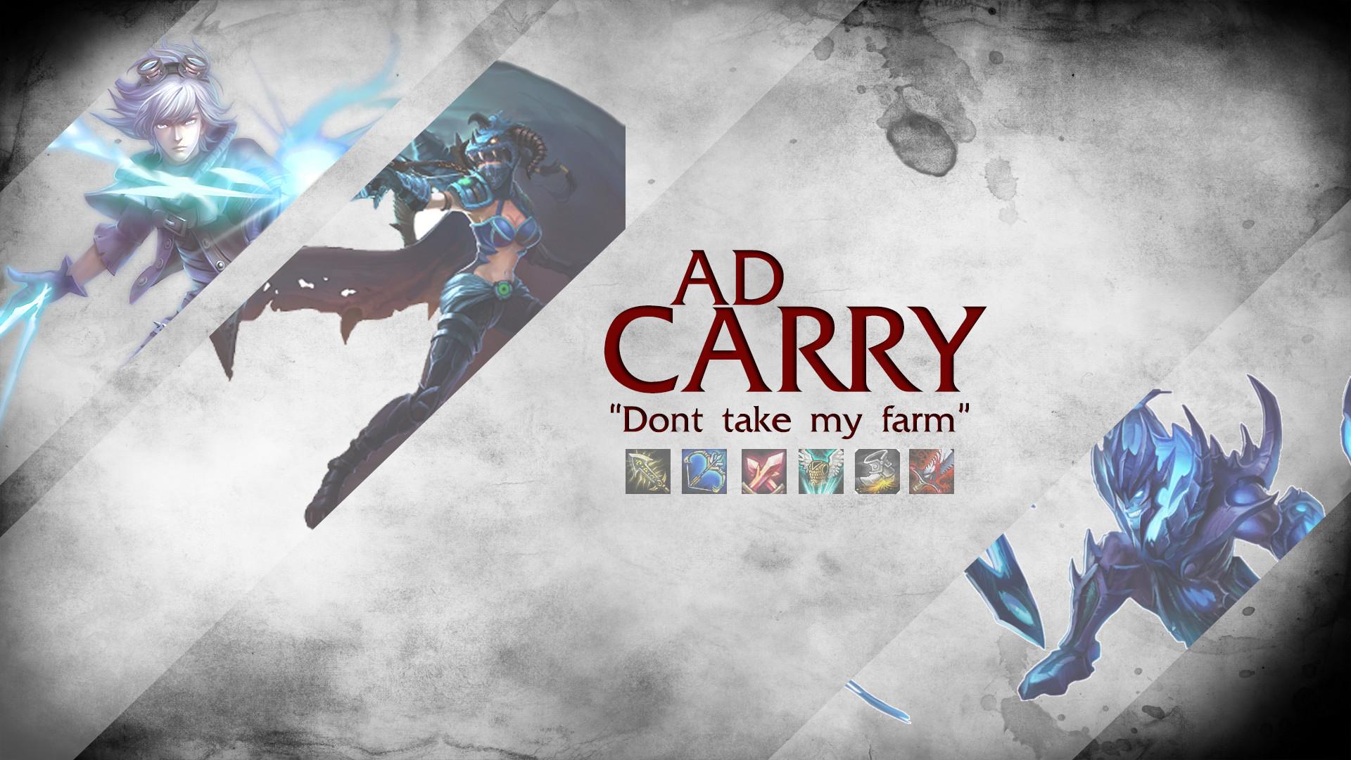 ADC Wallpaper – League Of Legends