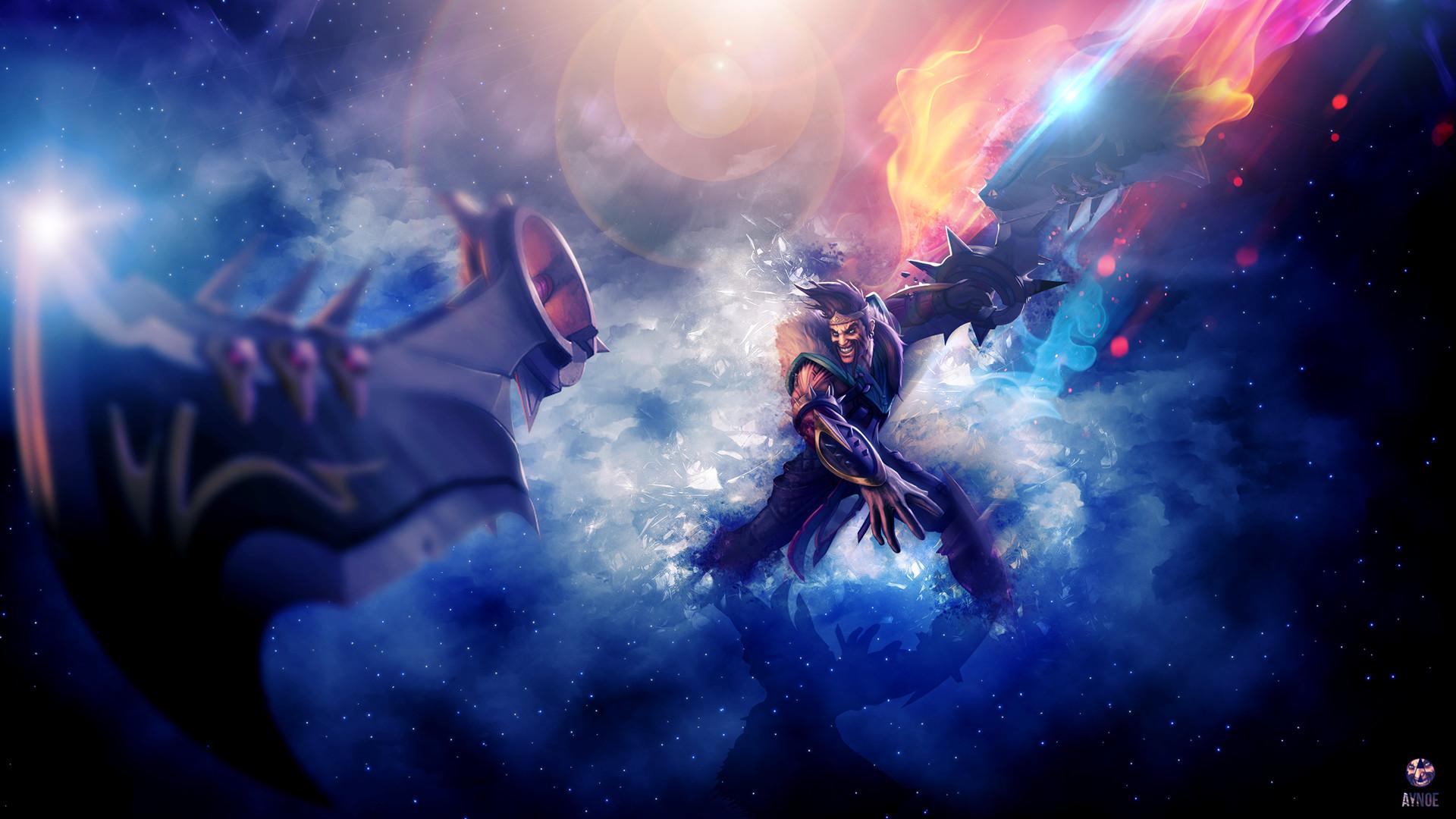 League Of Legends, ADC, Draven