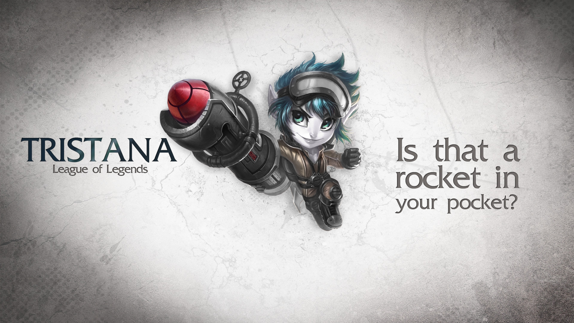 Video Game – League Of Legends Tristana (League Of Legends) Wallpaper