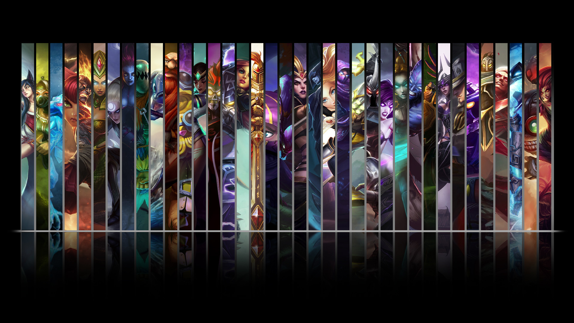 League of Legends Mid Wallpaper by NibblesMeKibbles League of Legends Mid  Wallpaper by NibblesMeKibbles