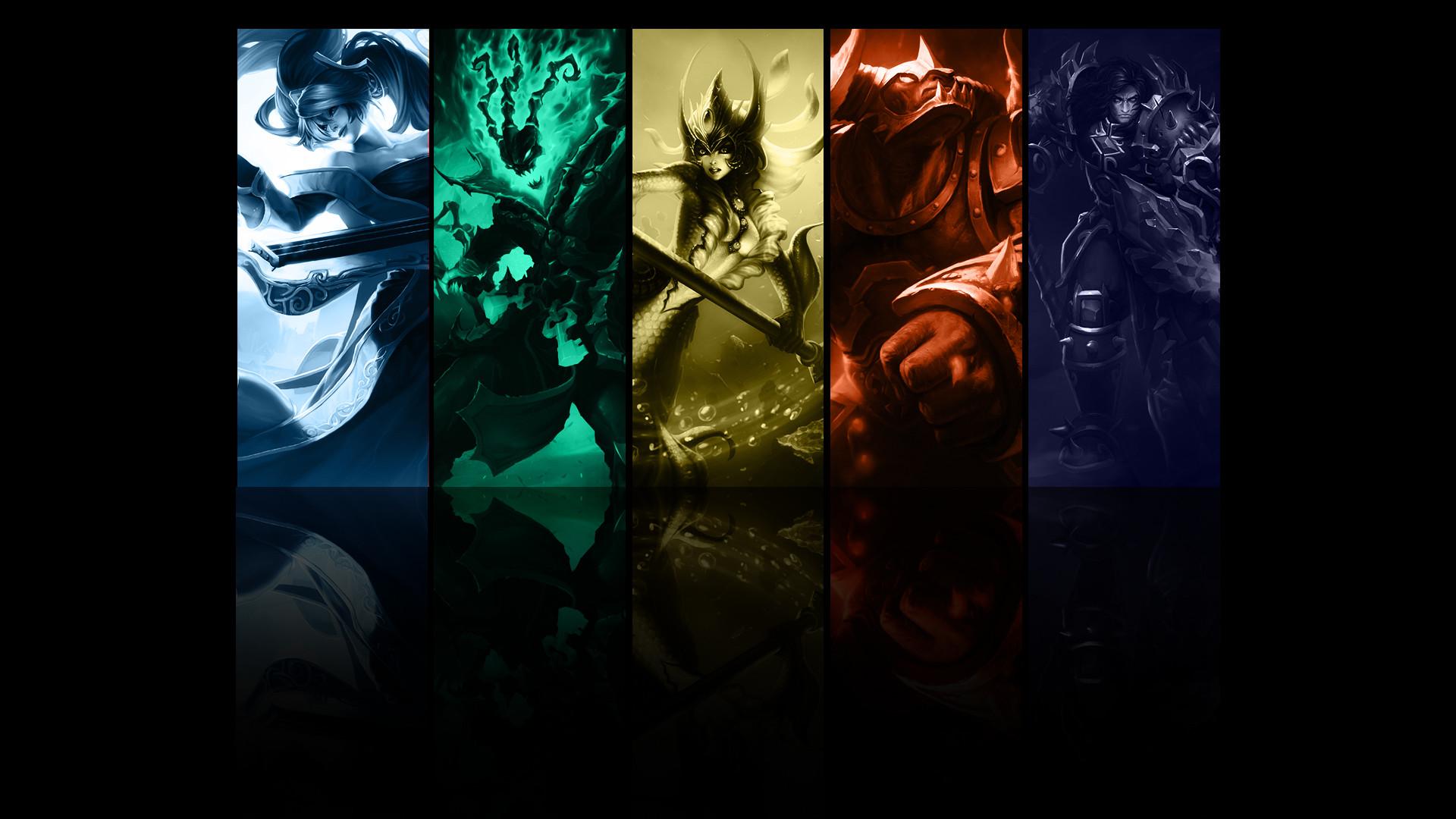 League Of Legends Support League Of Legends Support Wallpaper .