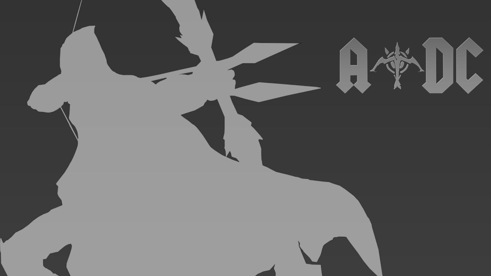 … League Of Legends ADC Marksman Wallpaper [FREE DW] by TonyKGFX