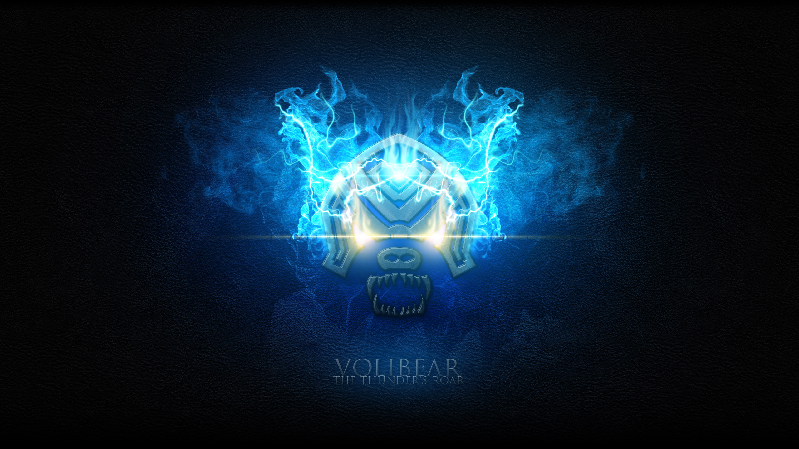Volibear League Of Legends Wallpapers HD 1920×1080