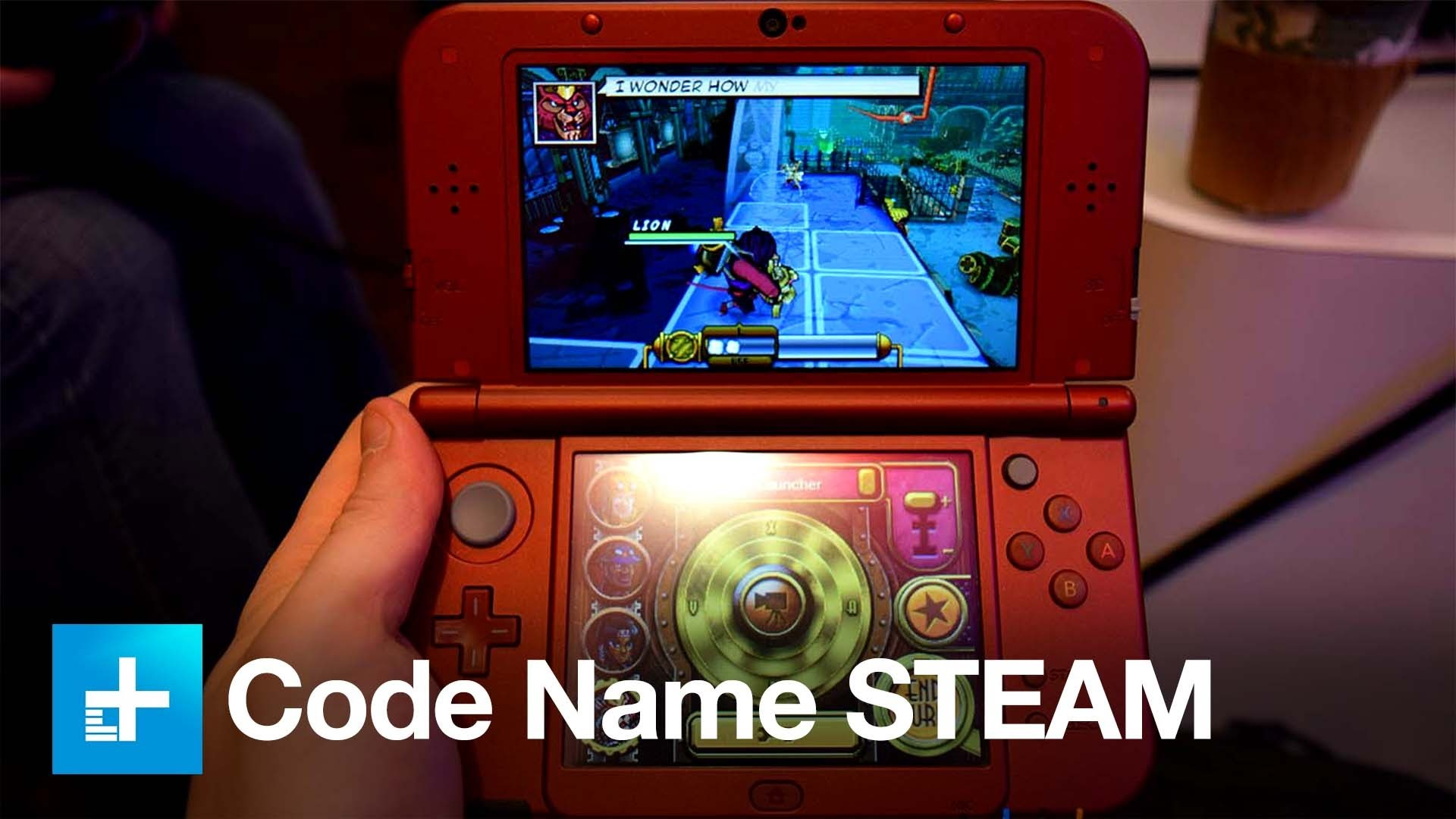 Code Name STEAM – New 3DS XL