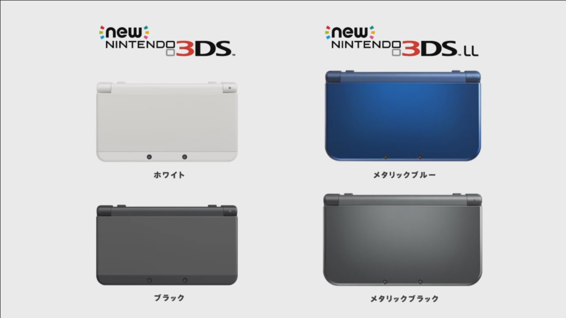 The New Nintendo 3DS is coming soon!