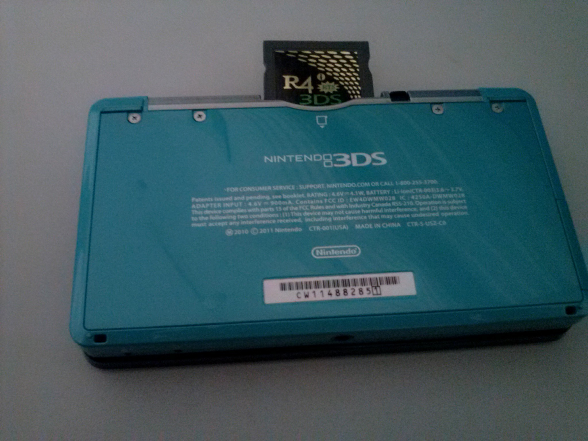 The first time use, how to setup R4/R4i 3ds card for 3DS or 3DS XL console  with 10.6.0-31U/E/J?
