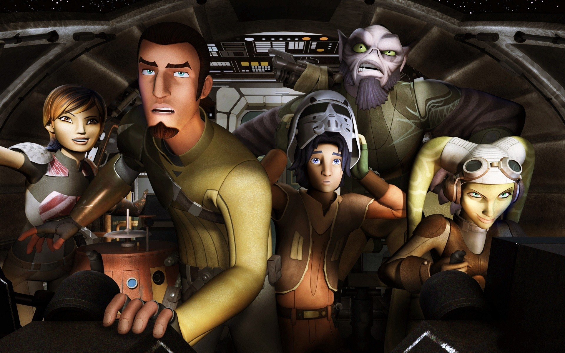 Star Wars Rebels Wallpaper
