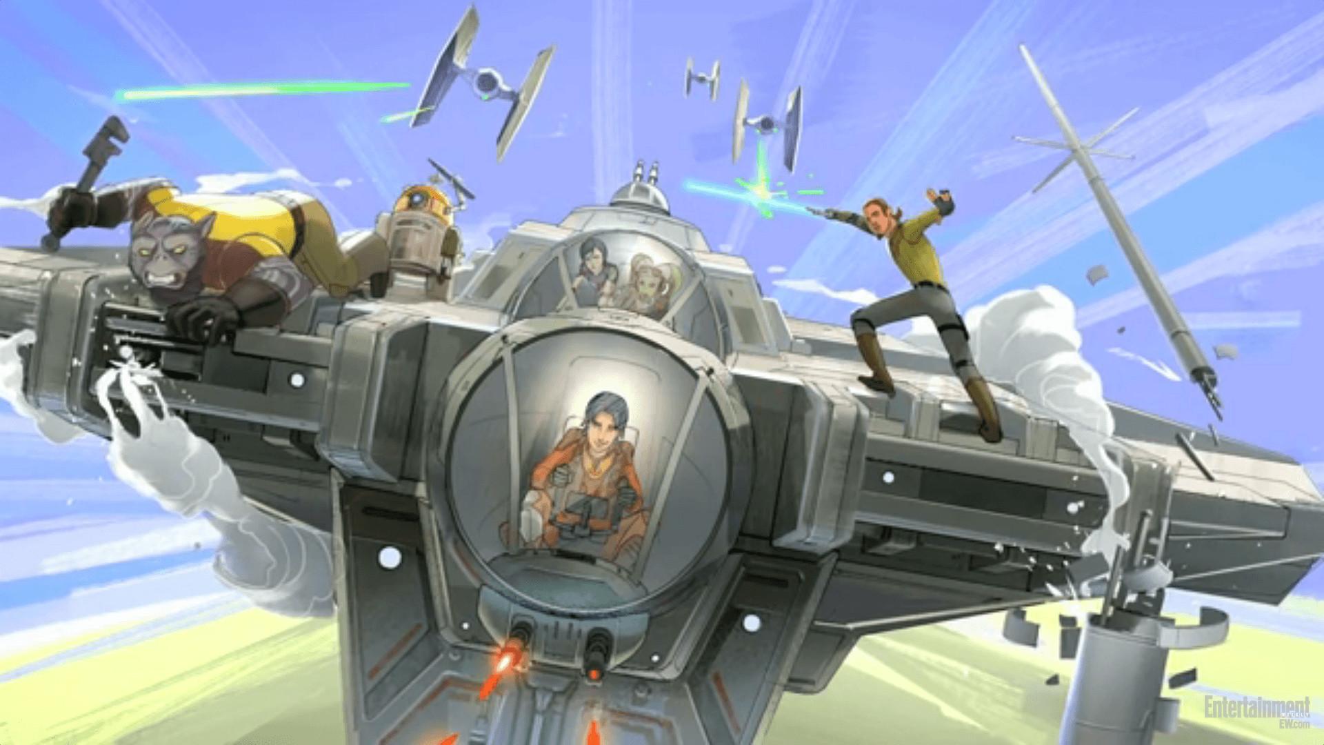 Star Wars Rebels Wallpaper – WallpaperSafari