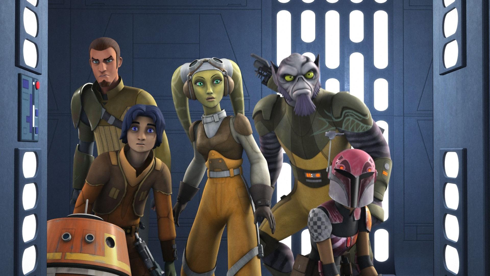 Desktop Background – star wars rebels