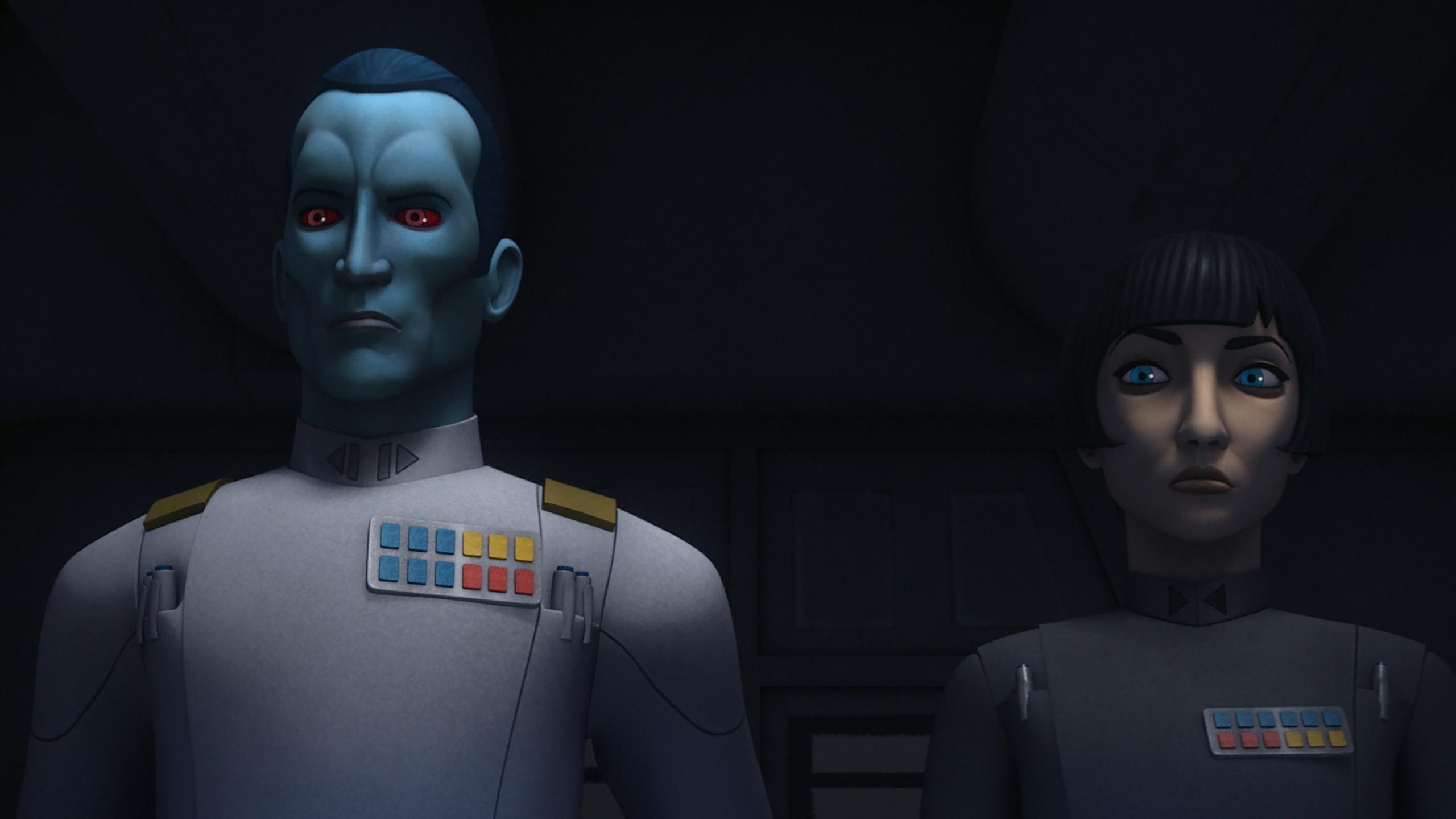Thrawn Star Wars Rebels Season 3