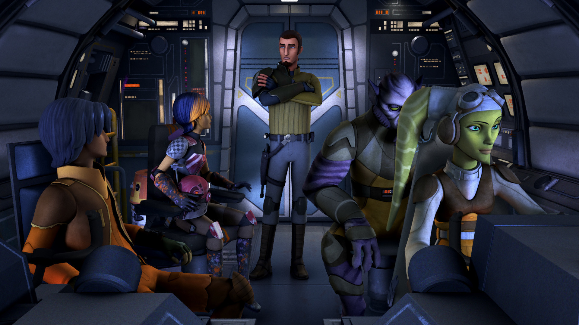 Image – Rebels Discuss Vizago Job.png | Wookieepedia | FANDOM powered by  Wikia