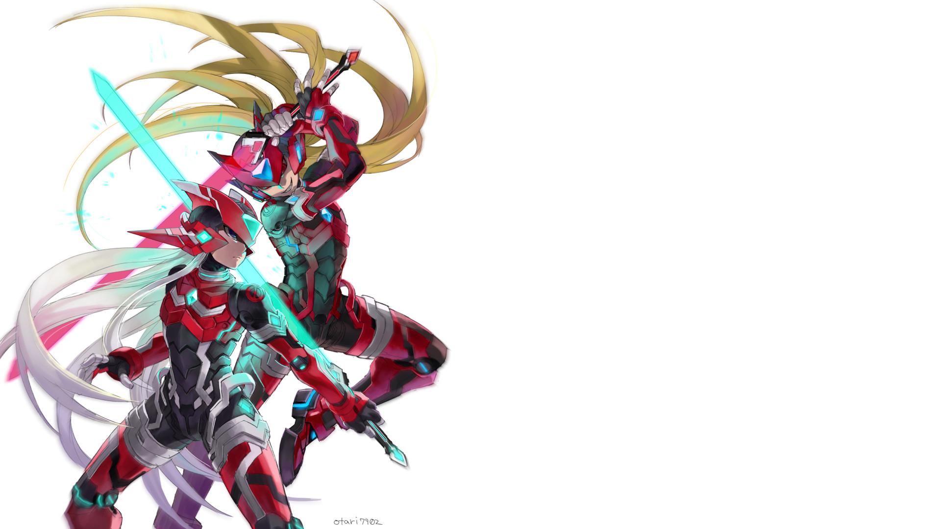 Megaman Zero Wallpaper Android