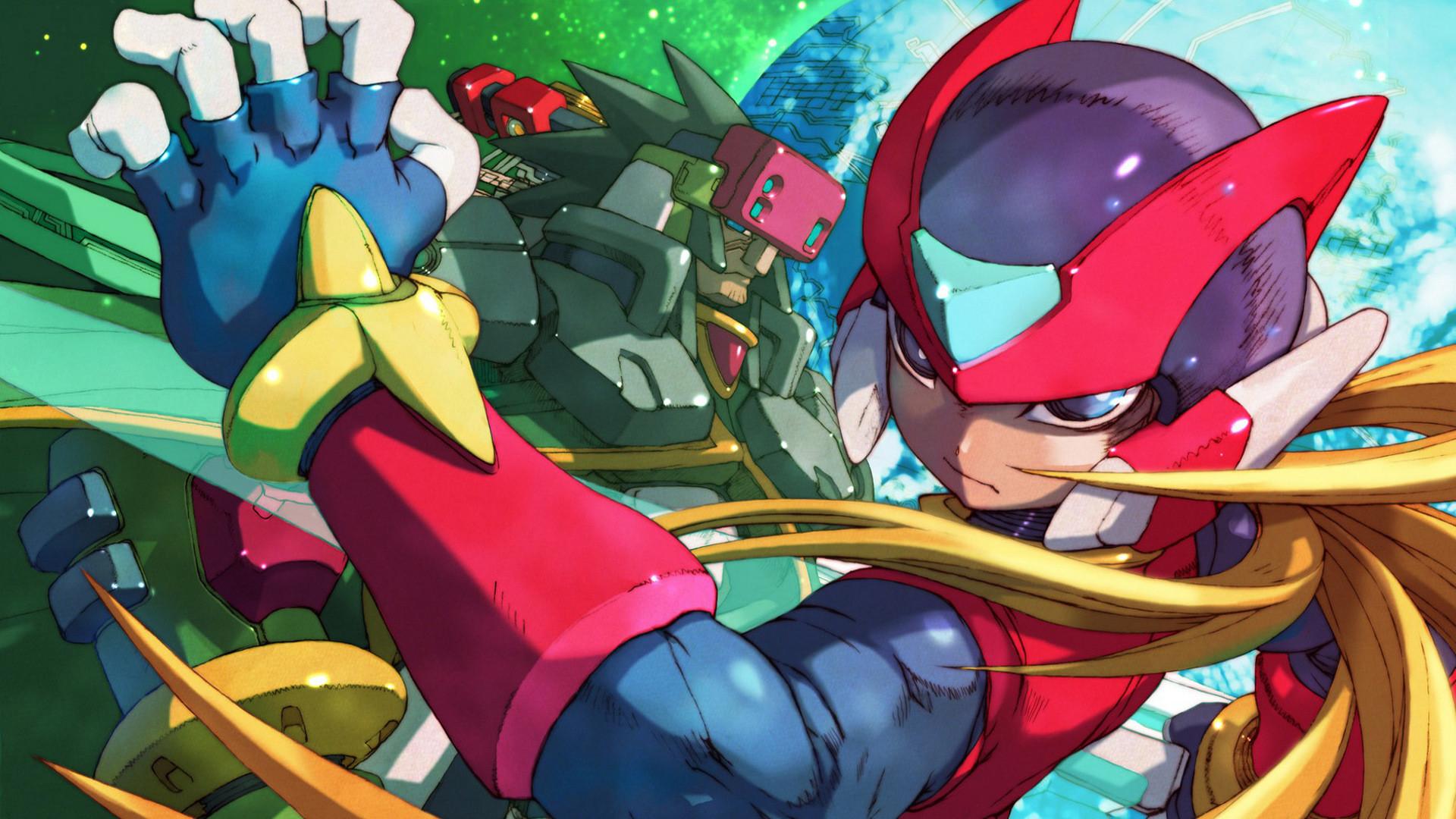 Video Game – Mega Man Zero 4 Wallpaper