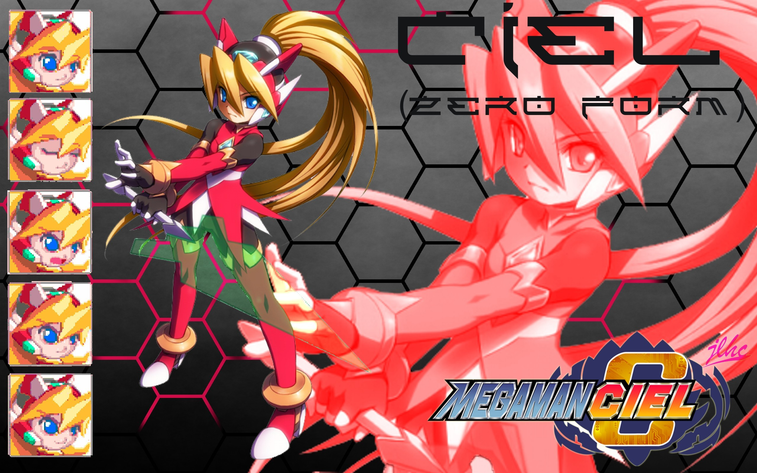Megaman Zero Wallpapers High Quality Resolution with HD Wallpaper Resolution