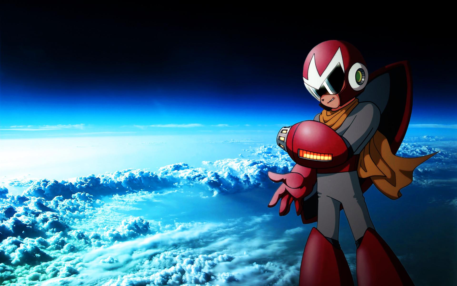 Megaman Wallpaper Megaman