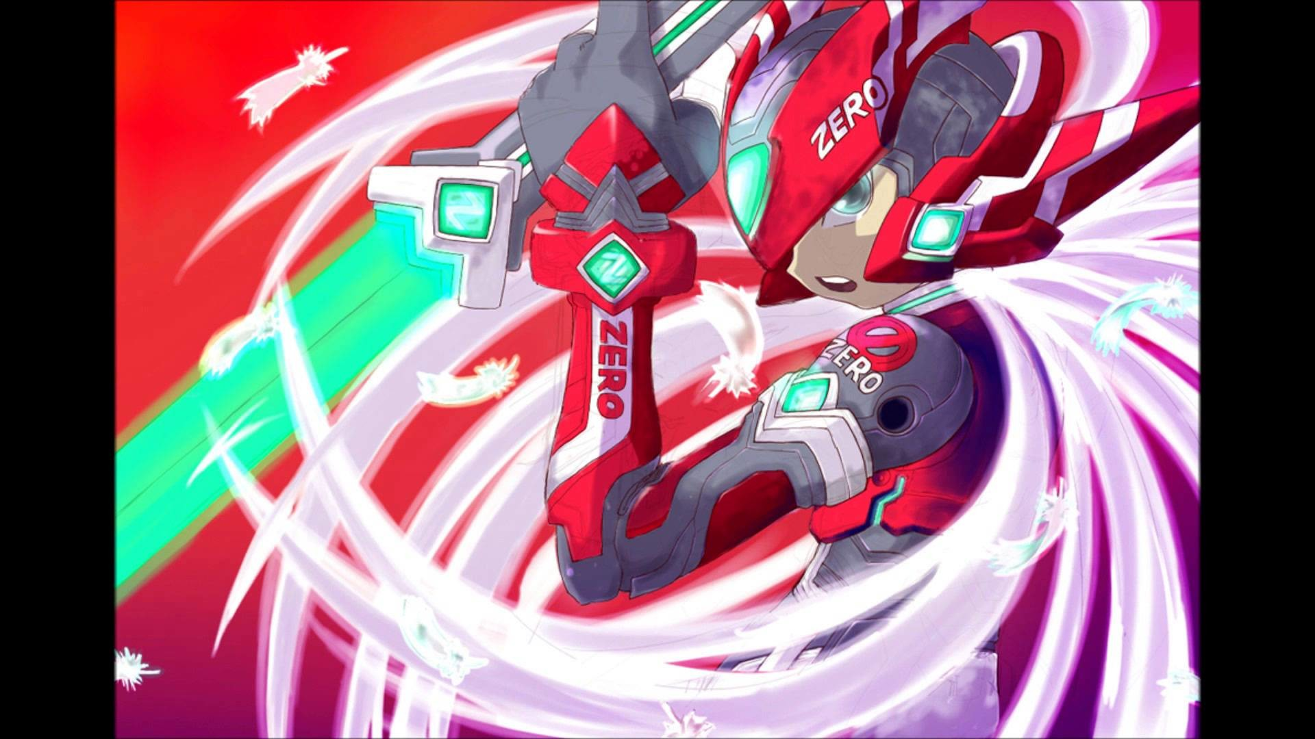 Megaman Zero 2: Departure (GBA) Original Sound Track [Direct Rip, Extended]  – YouTube